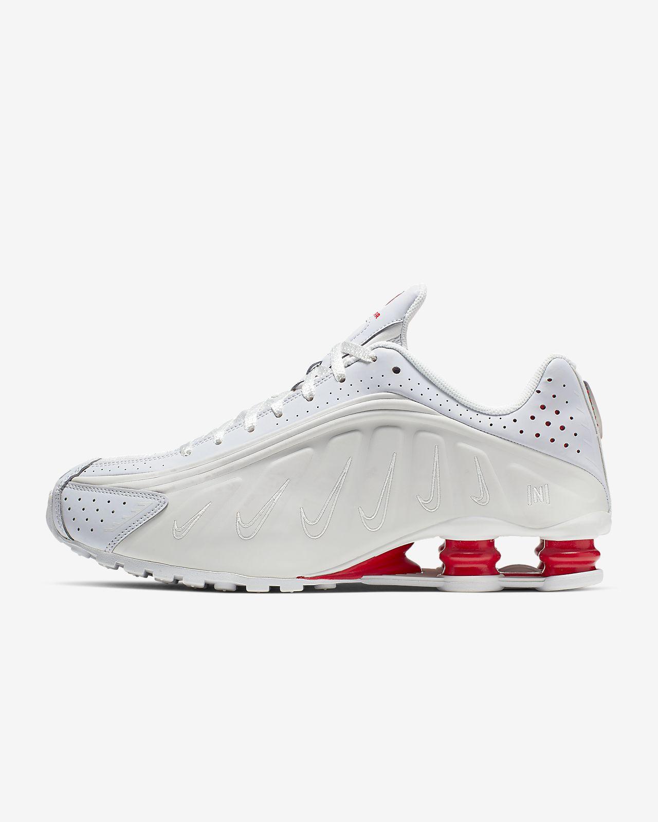 Nike Shox R4 Neymar Jr. Shoe