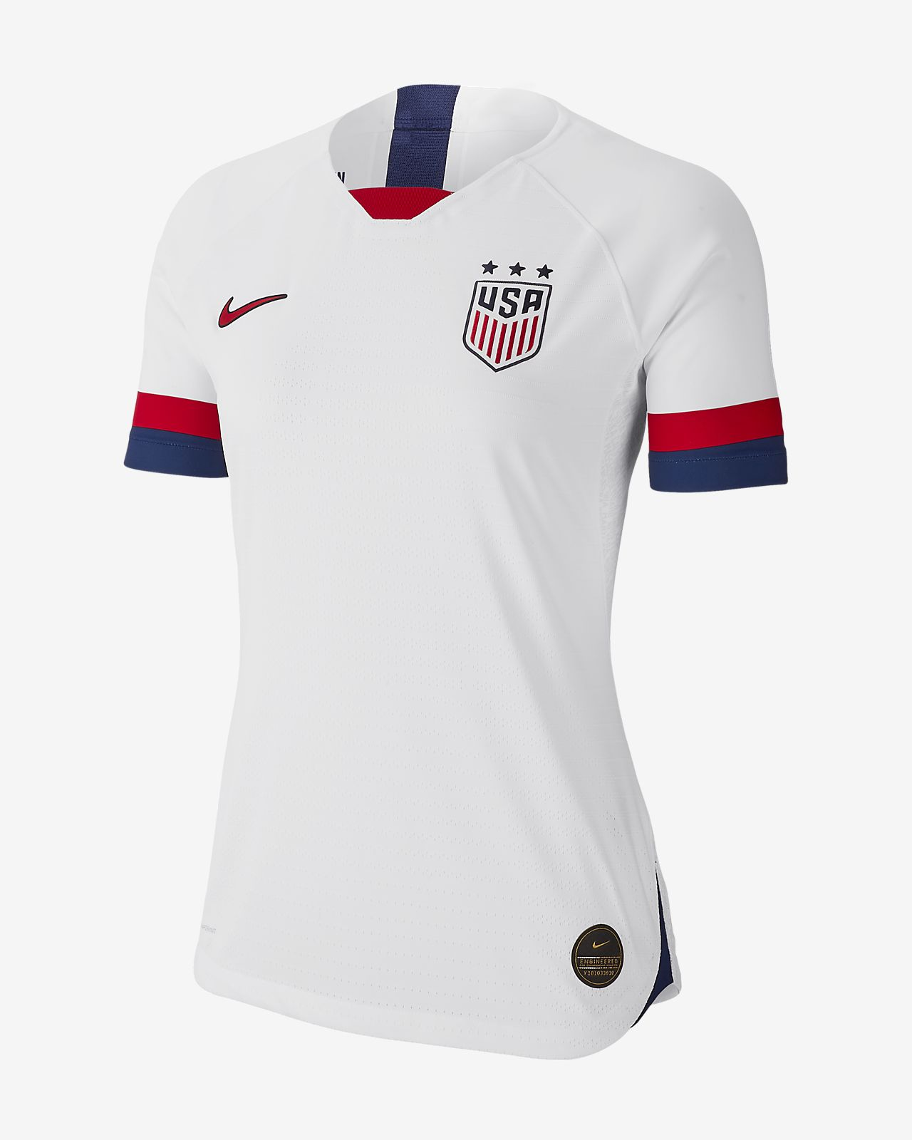U.S. Vapor Match 2019 Women's Home Jersey