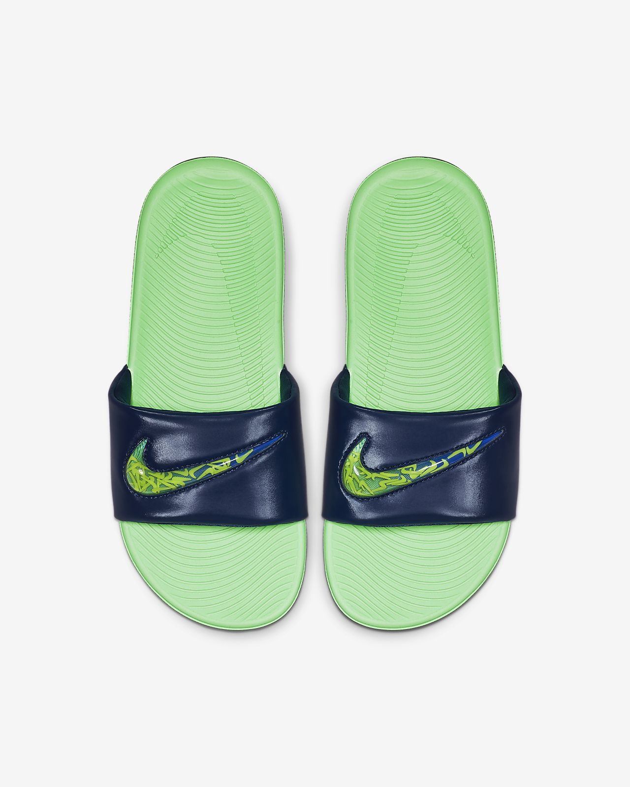 3d6215ec4 Nike Kawa SE Little Big Kids  Slide. Nike.com