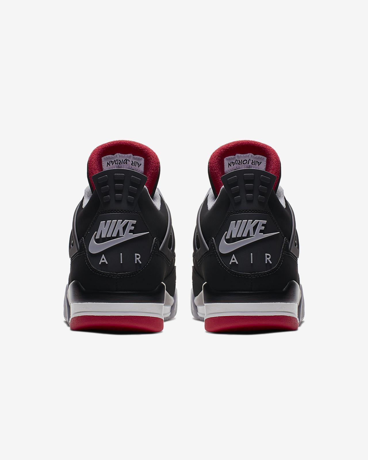 buy online 711a9 d6114 ... Chaussure Air Jordan 4 Retro pour Homme