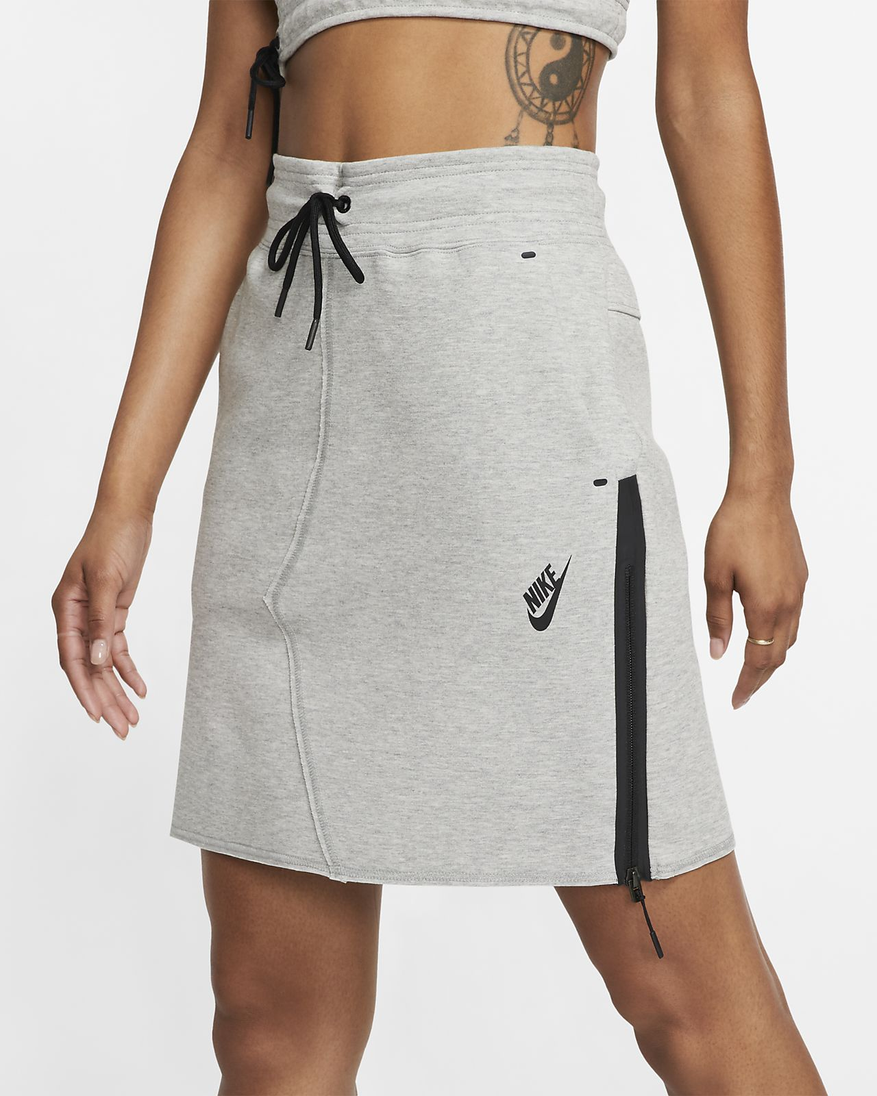 Nike Sportswear Tech Fleece Falda - Mujer