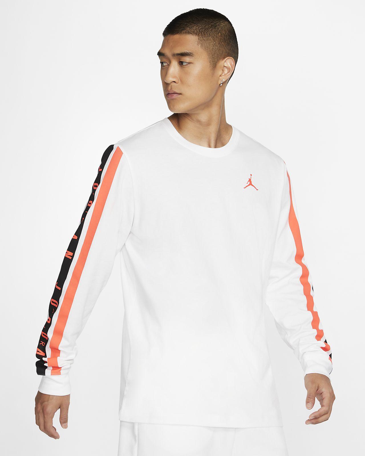 Jordan Air Men's Long-Sleeve T-Shirt