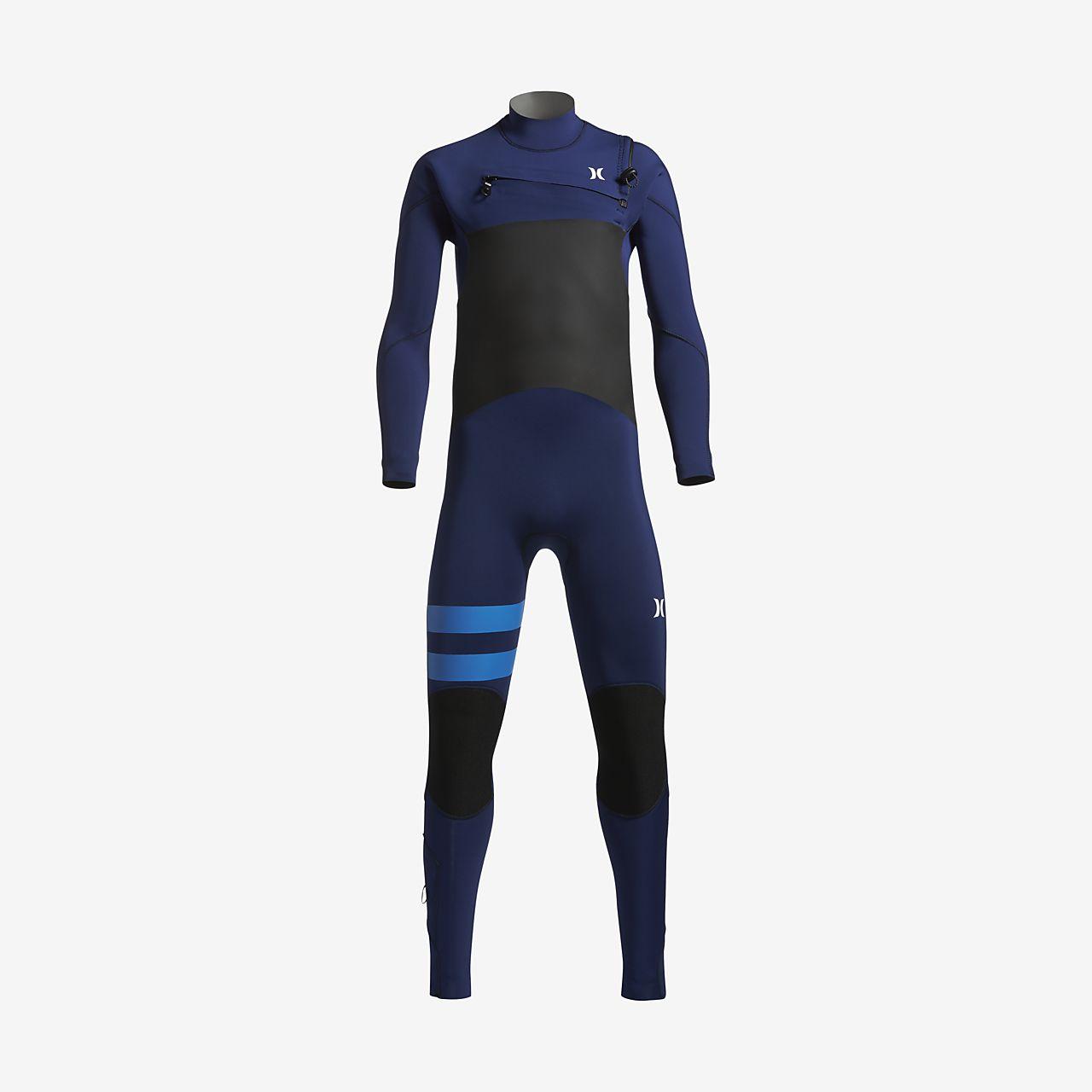 Hurley Advantage Plus 3/2mm Fullsuit Wetsuit voor jongens