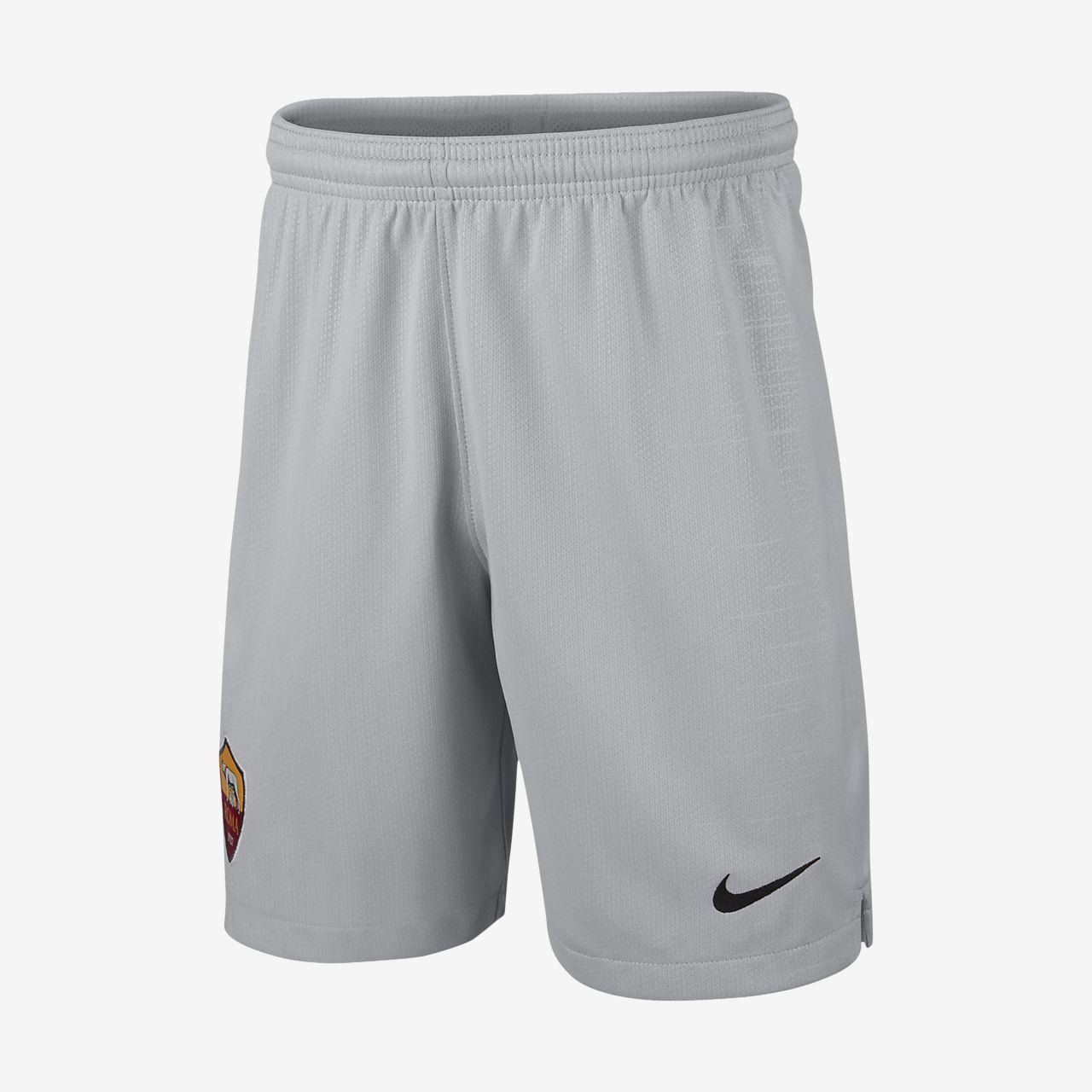 2018/19 A.S. Roma Stadium Home/Away Older Kids' Football Shorts
