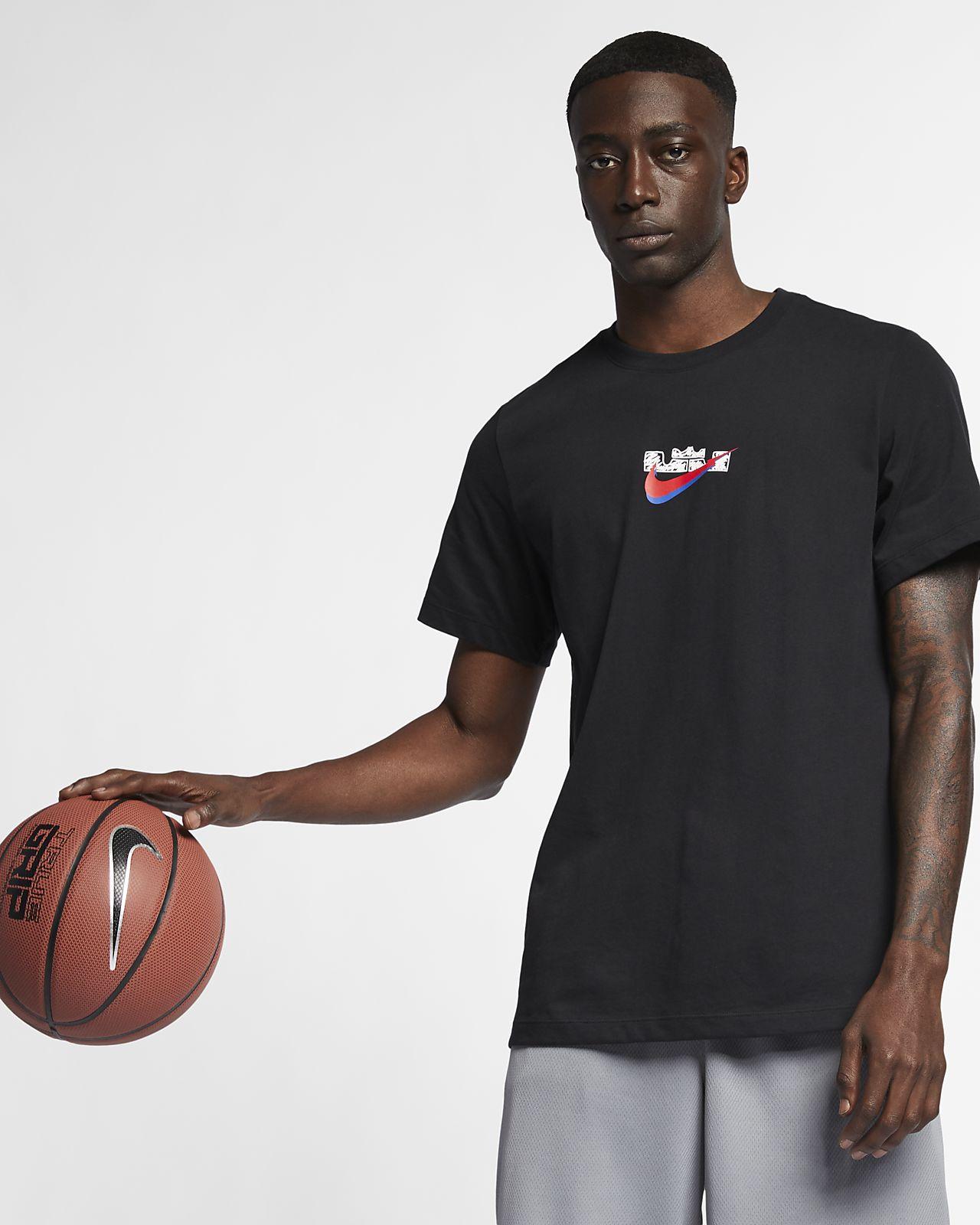 6ed9c49f3 Nike Dri-FIT LeBron Men's T-Shirt. Nike.com AU