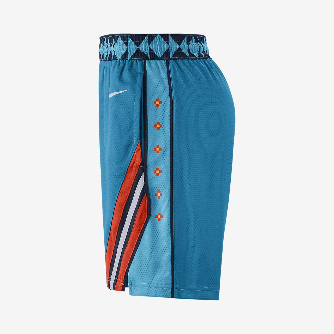 6e4d481891e ... Oklahoma City Thunder City Edition Swingman Men's Nike NBA Shorts