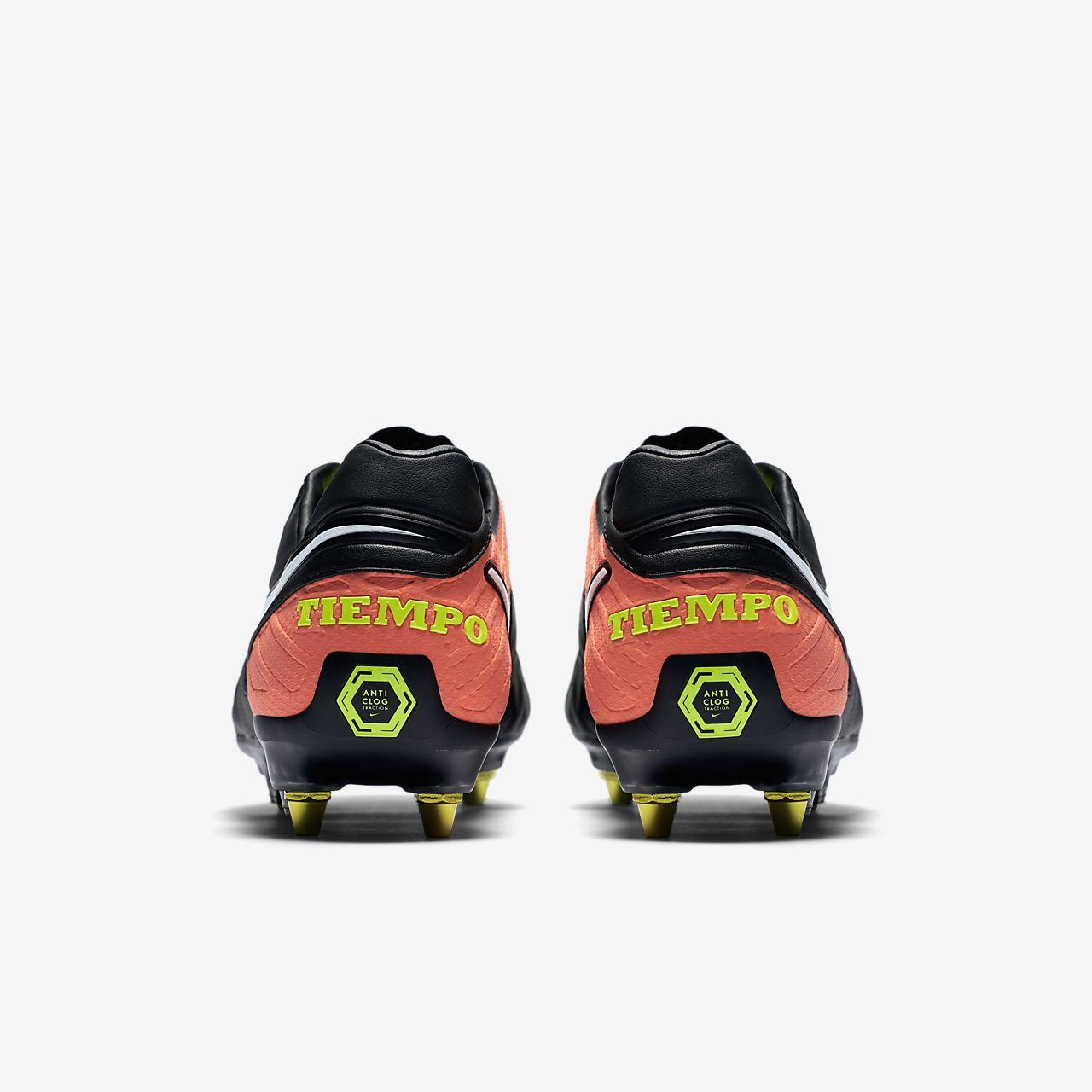 Nike Tiempo Legend Vi Sg pro Soccer Cleats Size 7 C