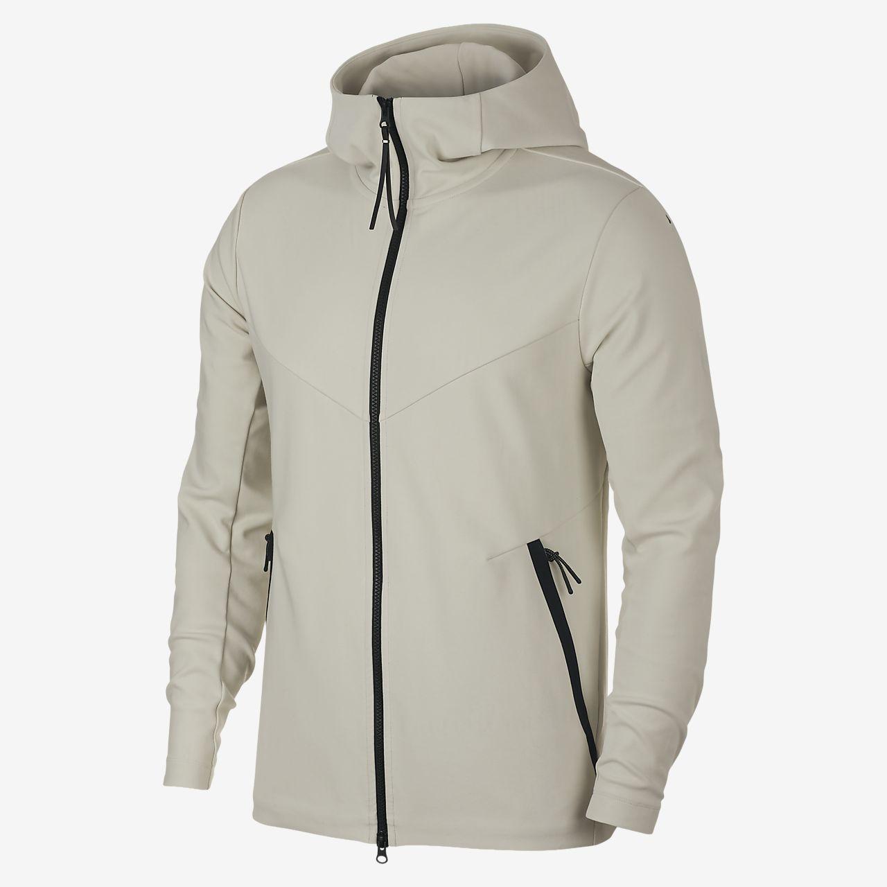 Sweat à capuche en maille entièrement zippé Nike Sportswear Tech Pack pour  Homme e91366638524