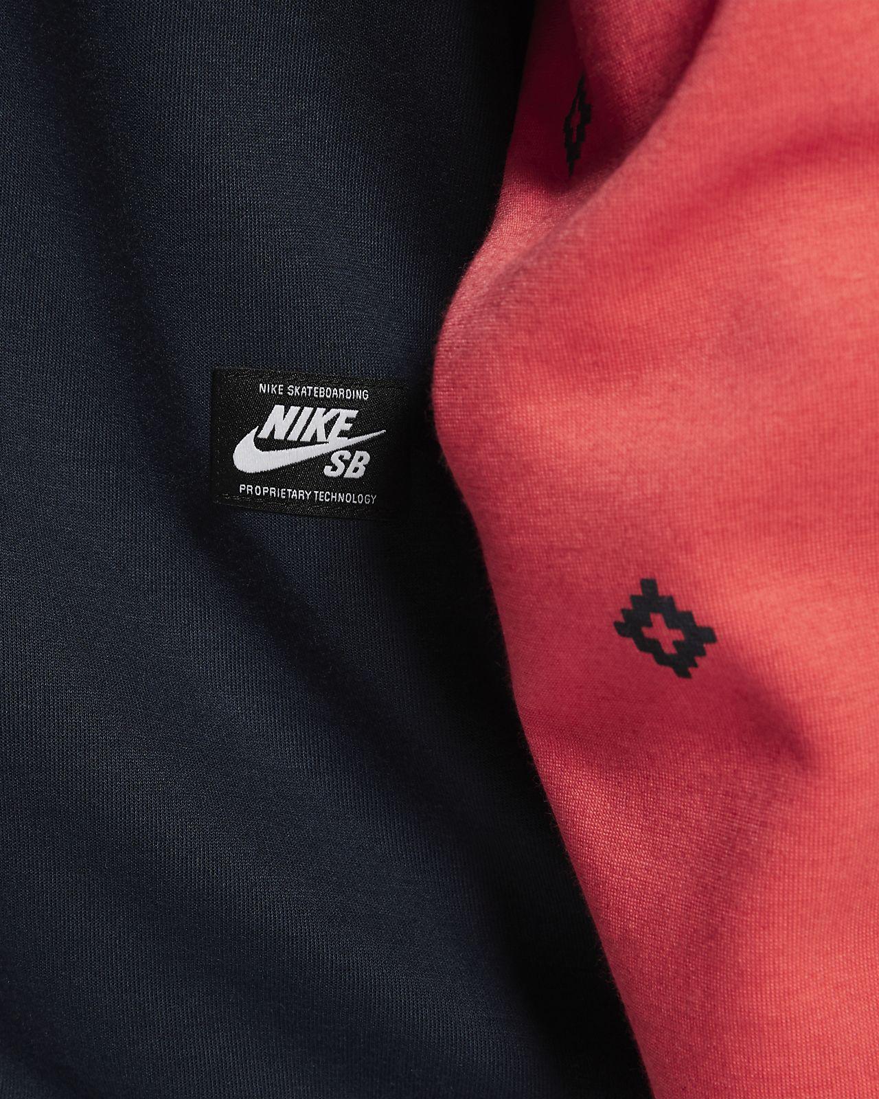 Veste de survêtement de skateboard imprimée Nike SB Dri FIT pour Homme