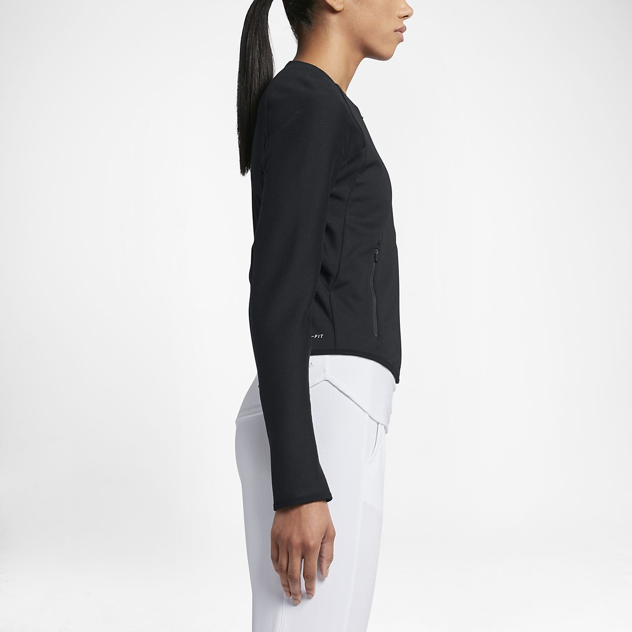 Low Resolution NikeCourt Women's Knit Tennis Jacket NikeCourt Women's Knit  Tennis Jacket