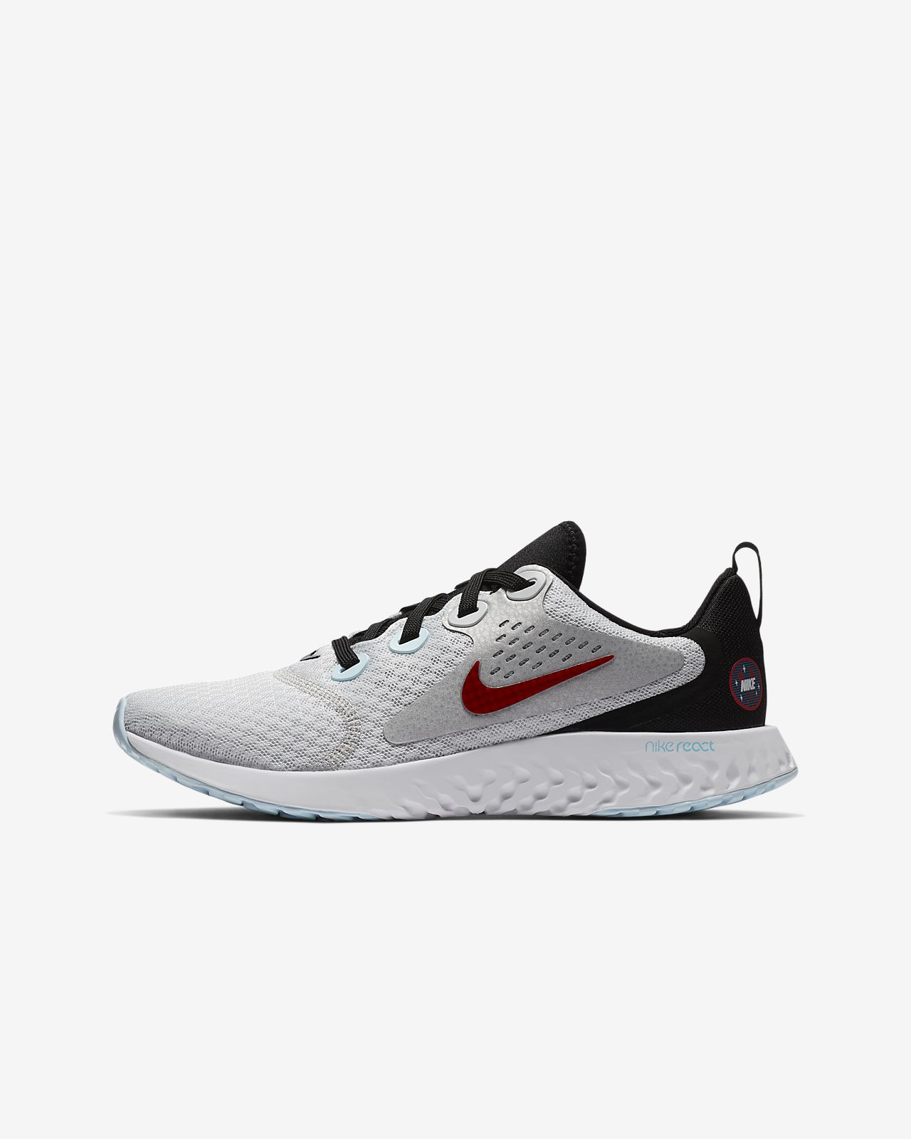 eaa168cc97f4 Nike Legend React SD Older Kids  Running Shoe. Nike.com AU