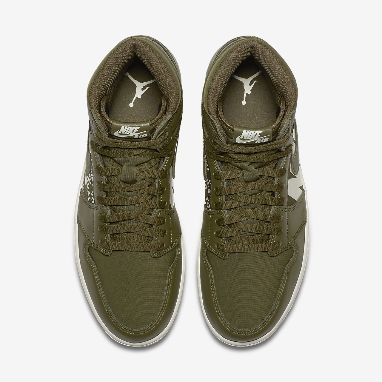 cc24ad66abd8f8 Air Jordan 1 Retro High OG Shoe. Nike.com GB
