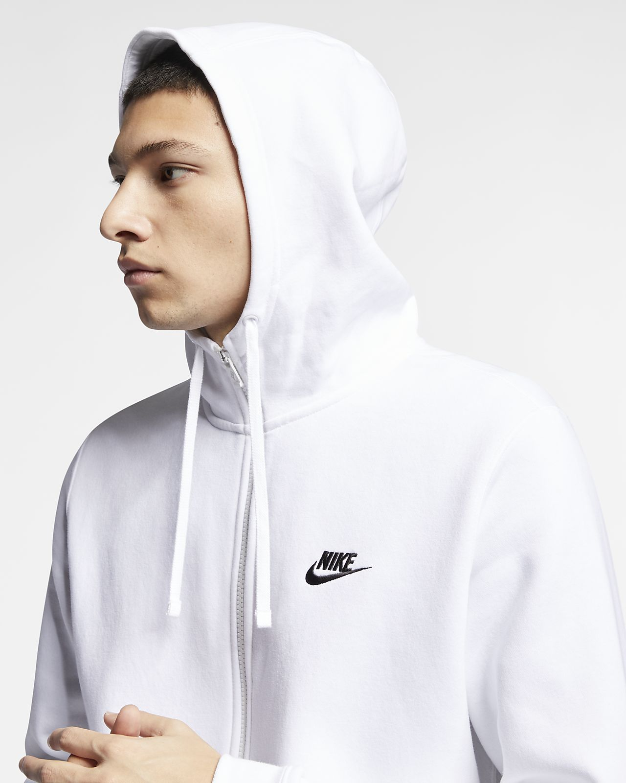 ca8055448486 Nike Sportswear Club Fleece Men s Hoodie. Nike.com