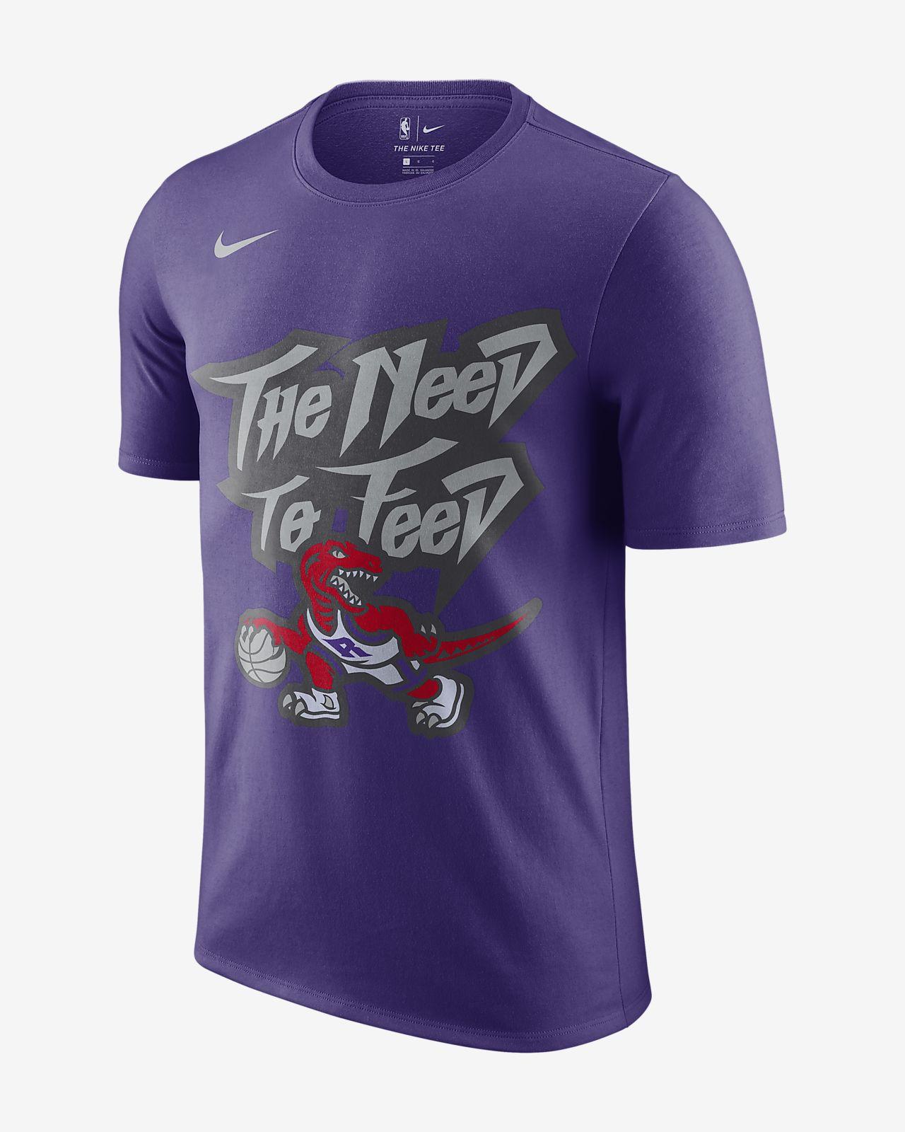 Мужская футболка НБА Nike Toronto Raptors Classic