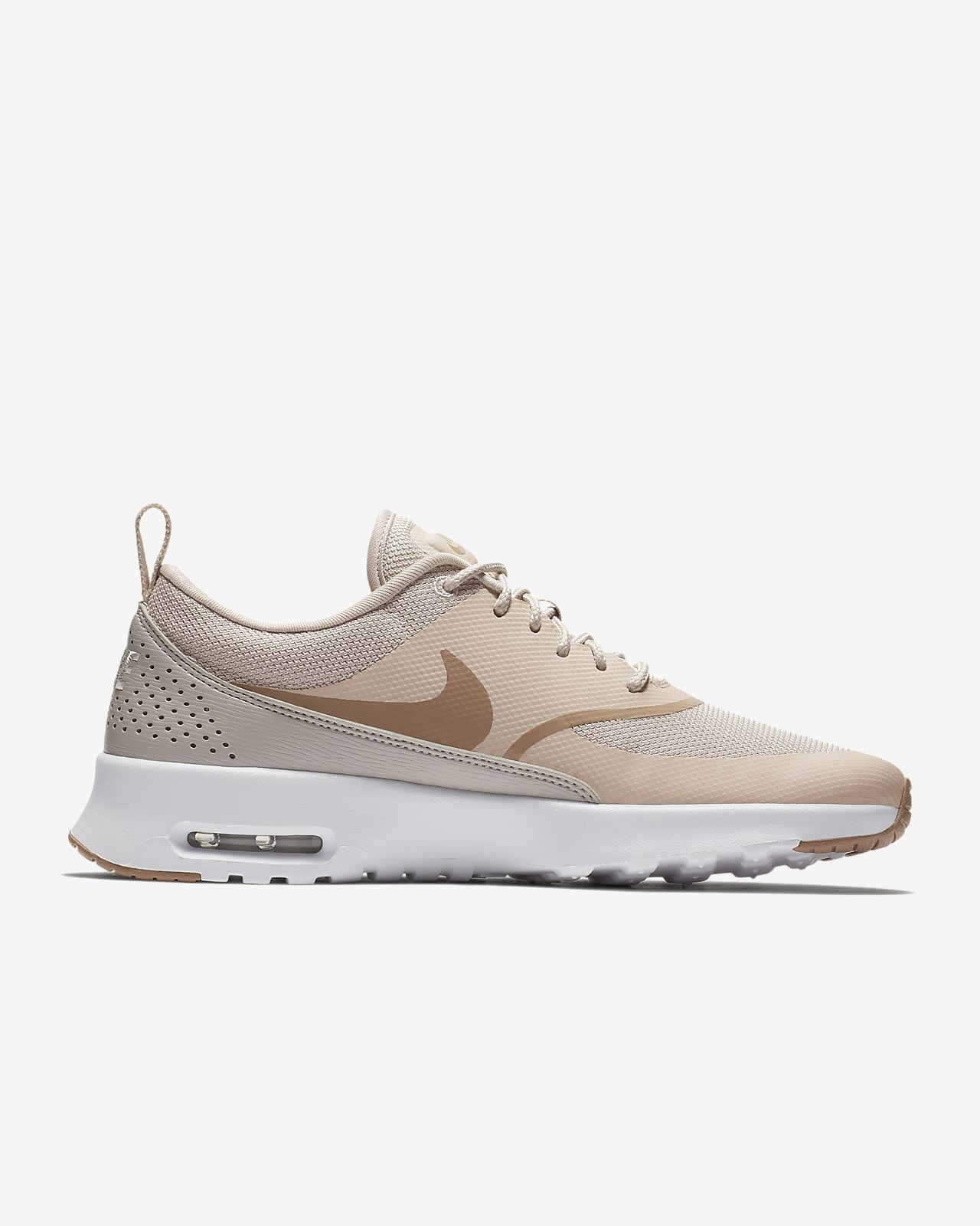 Excellent Nike Air Max Thea Shoes Women Obsidian White N230702