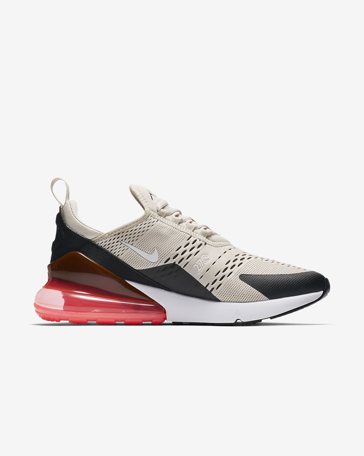 bc8177a4 Nike Air Max 270 Men's Shoe. Nike.com GB