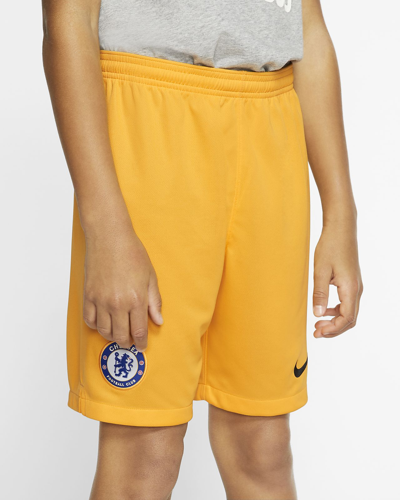 Chelsea FC 2019/20 Stadium Goalkeeper Pantalons curts de futbol - Nen/a
