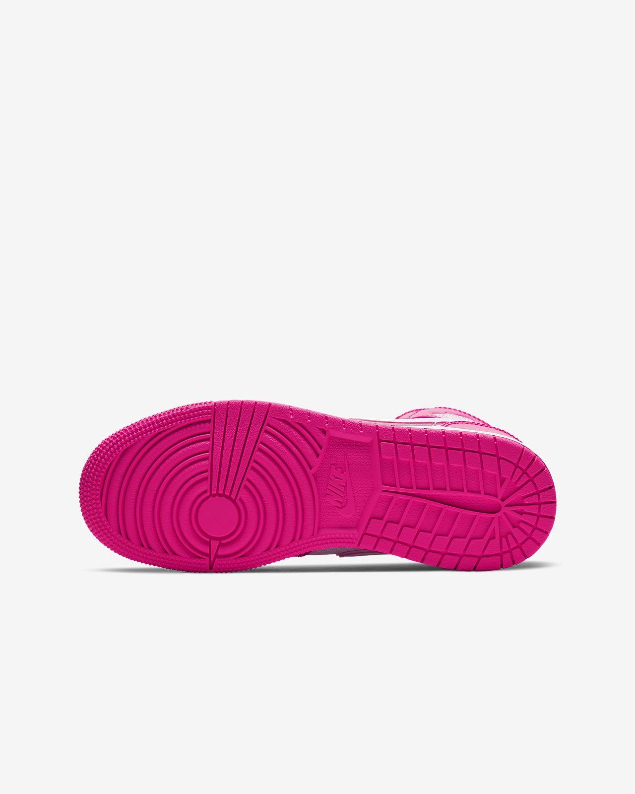 64dd803601ff Air Jordan 1 Mid Big Kids  Shoe. Nike.com