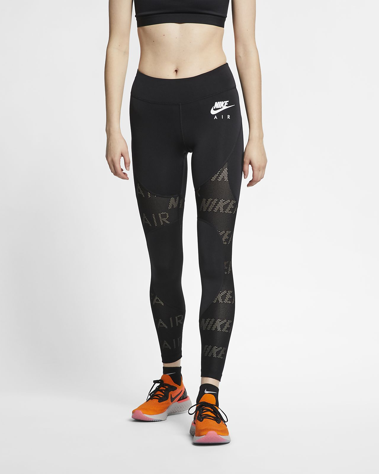Nike 女款 7/8 跑步緊身褲