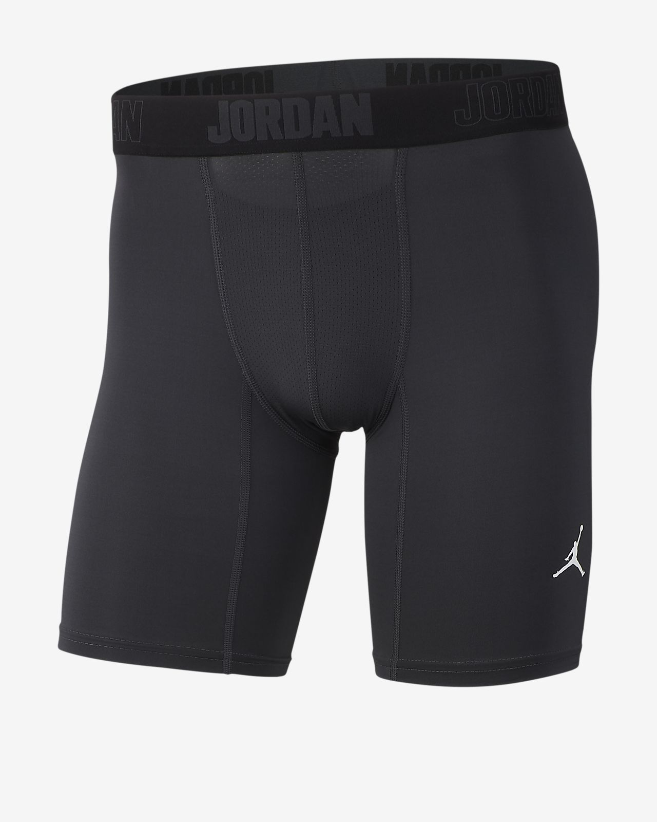 "Jordan Alpha Men's 6"" Basketball Shorts"