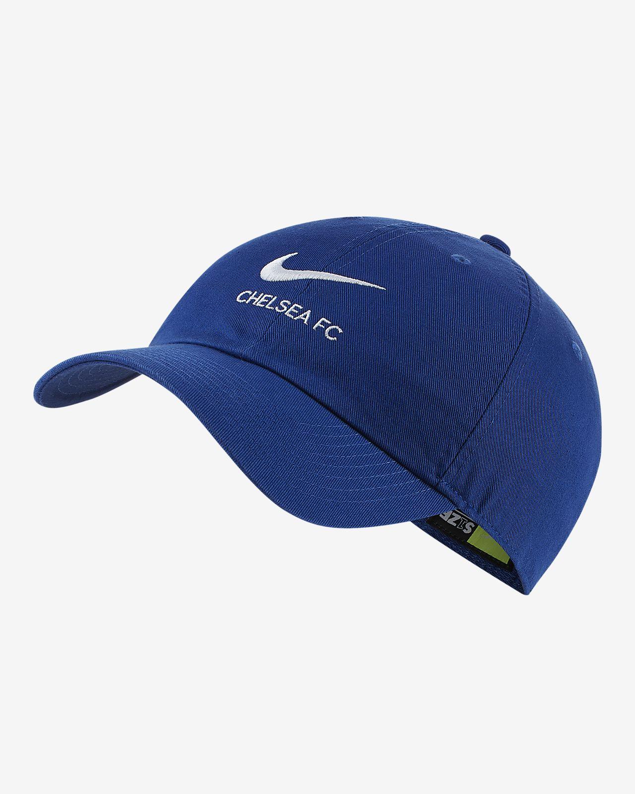 0cd07b8dbc8 Chelsea FC Heritage86 Adjustable Hat. Nike.com GB