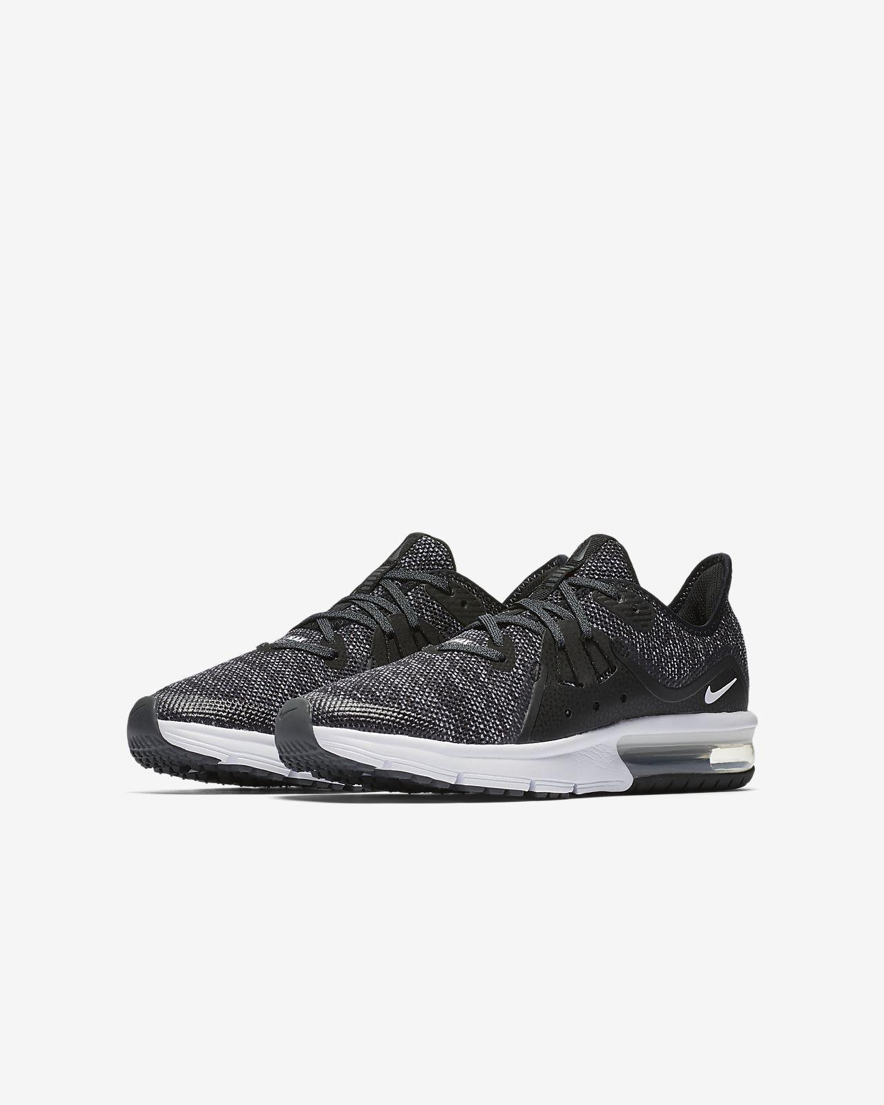 size 40 7850a fa978 ... Nike Air Max Sequent 3-sko til store børn
