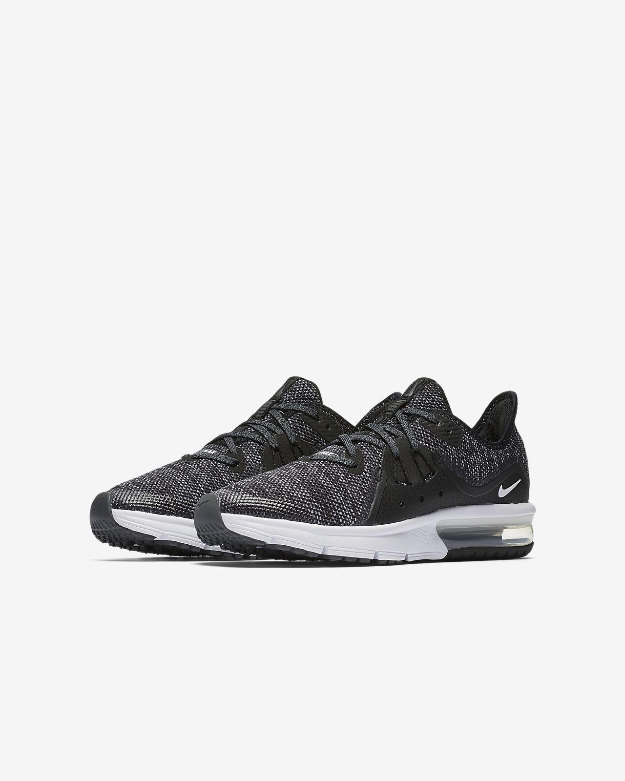 Enfant Chaussure Nike Plus ÂgéBe Air Max Sequent 3 Pour 8wO0PnkXN