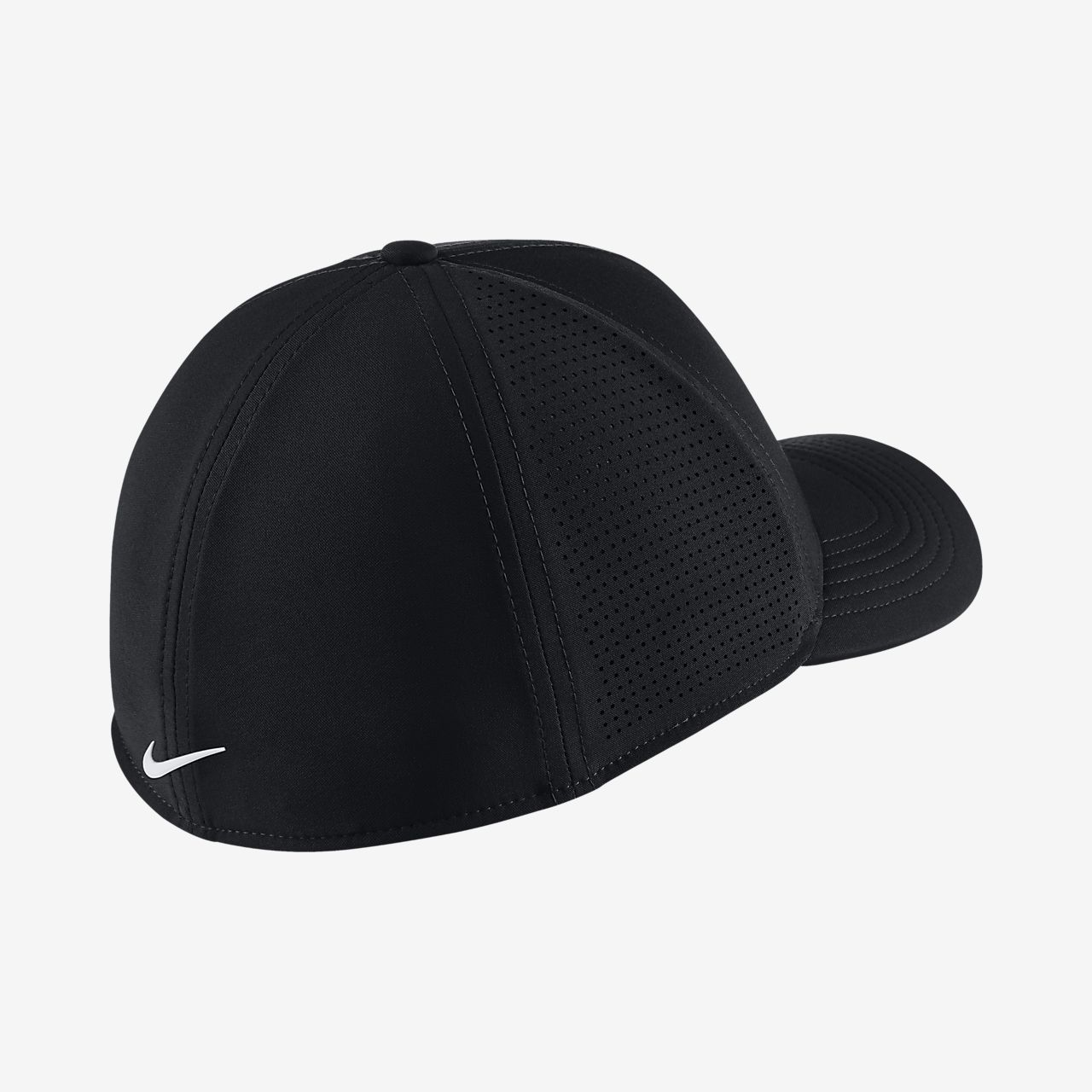 57f796a7e Nike AeroBill Classic 99 Fitted Golf Hat