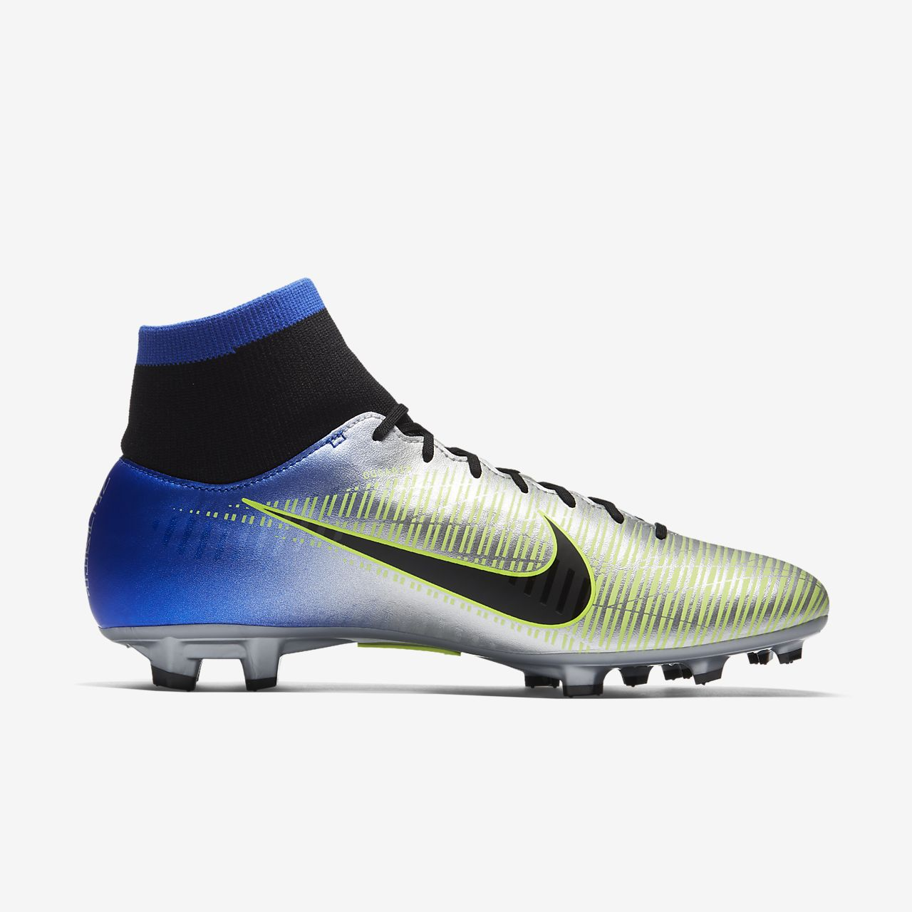 Nike Mercurial Victory Vi Dynamic Fit Neymar FG Zapatillas de Fútbol ... 9d2c0140d33dd
