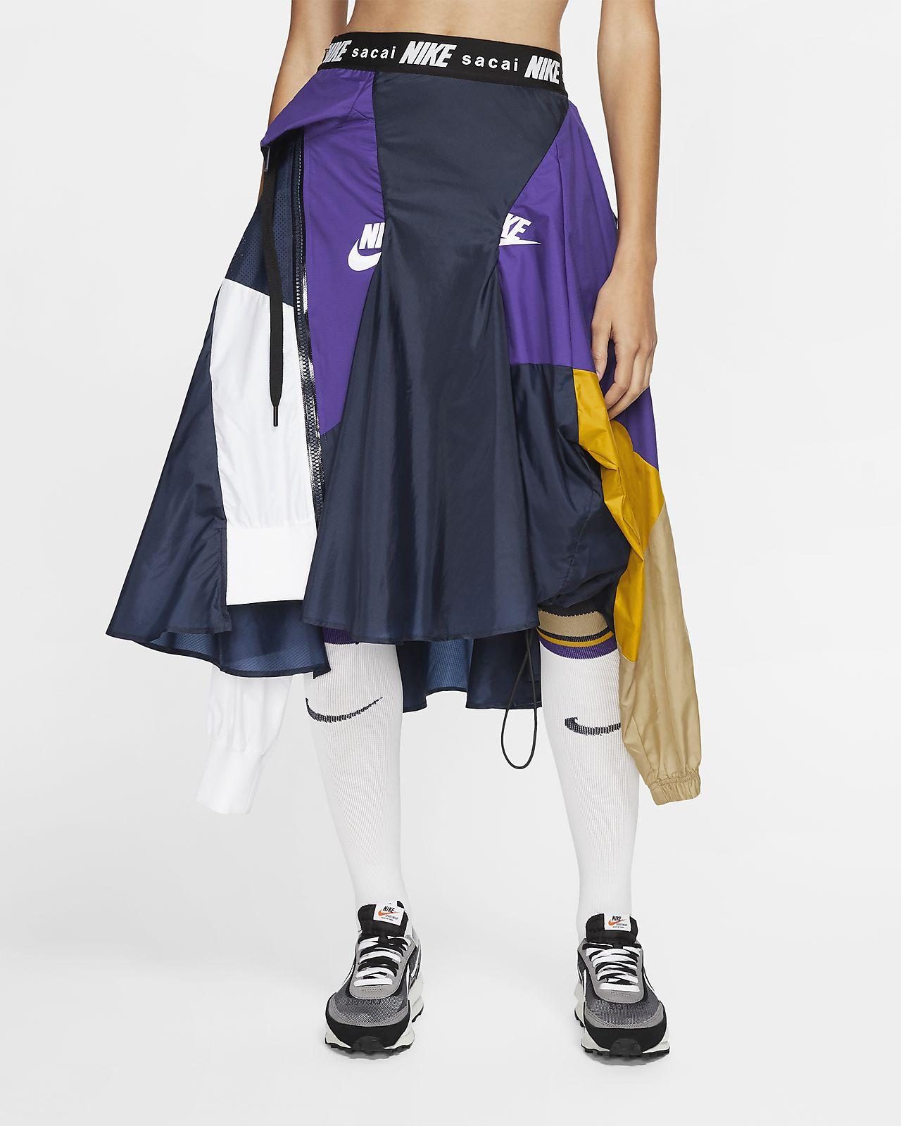 Nike x Sacai 女子短裙