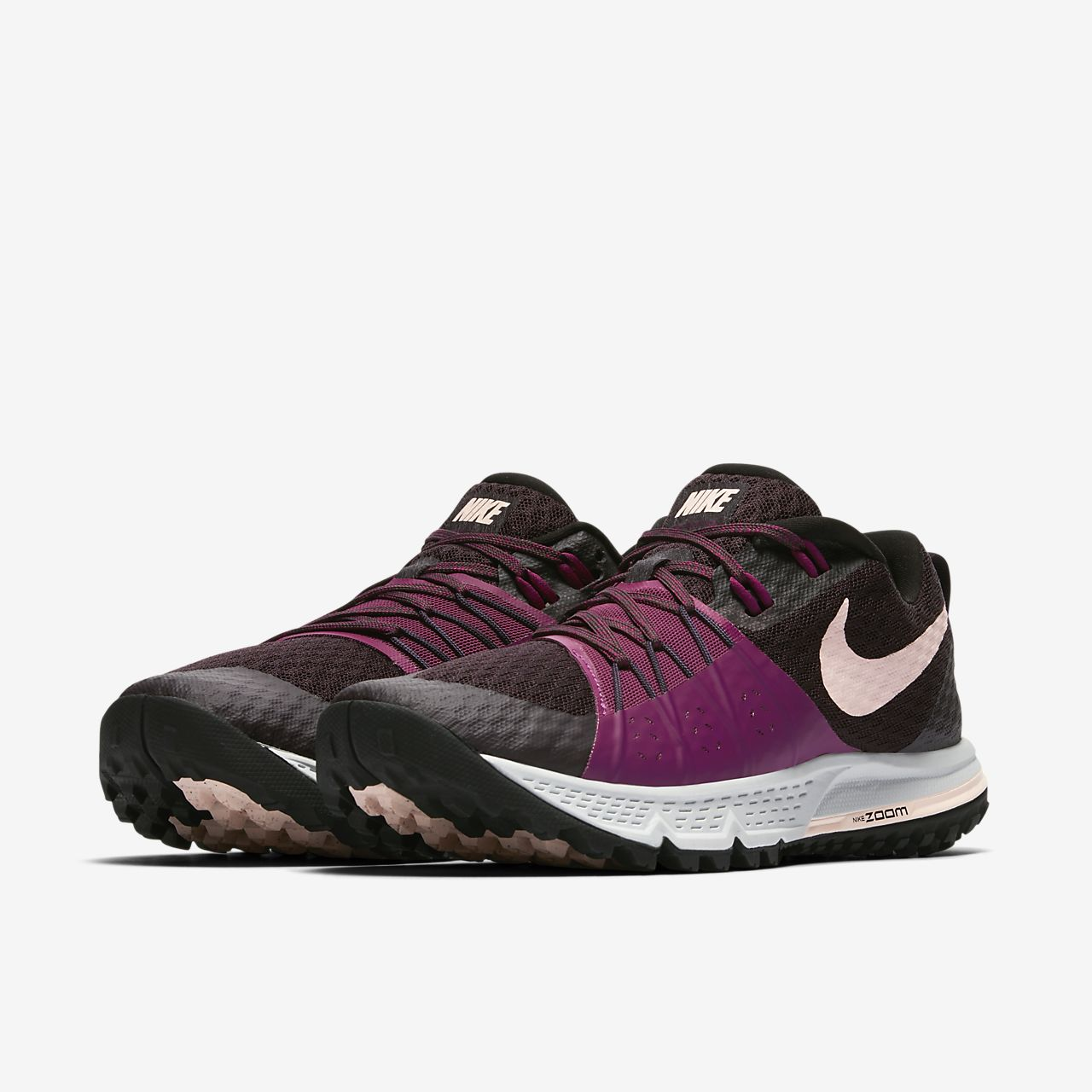 Nike Air Zoom Mystify Iv Ladies Stellenwerk Dortmund Women Span Shoes Pink