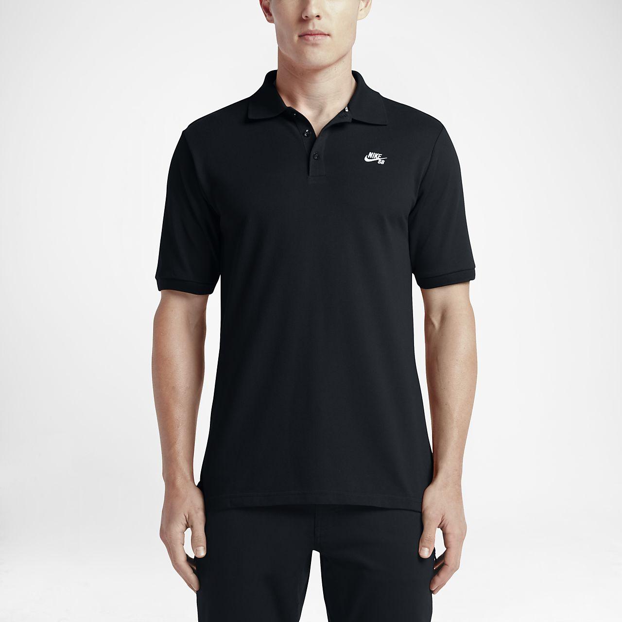 Nike SB Pique 男子翻领T恤