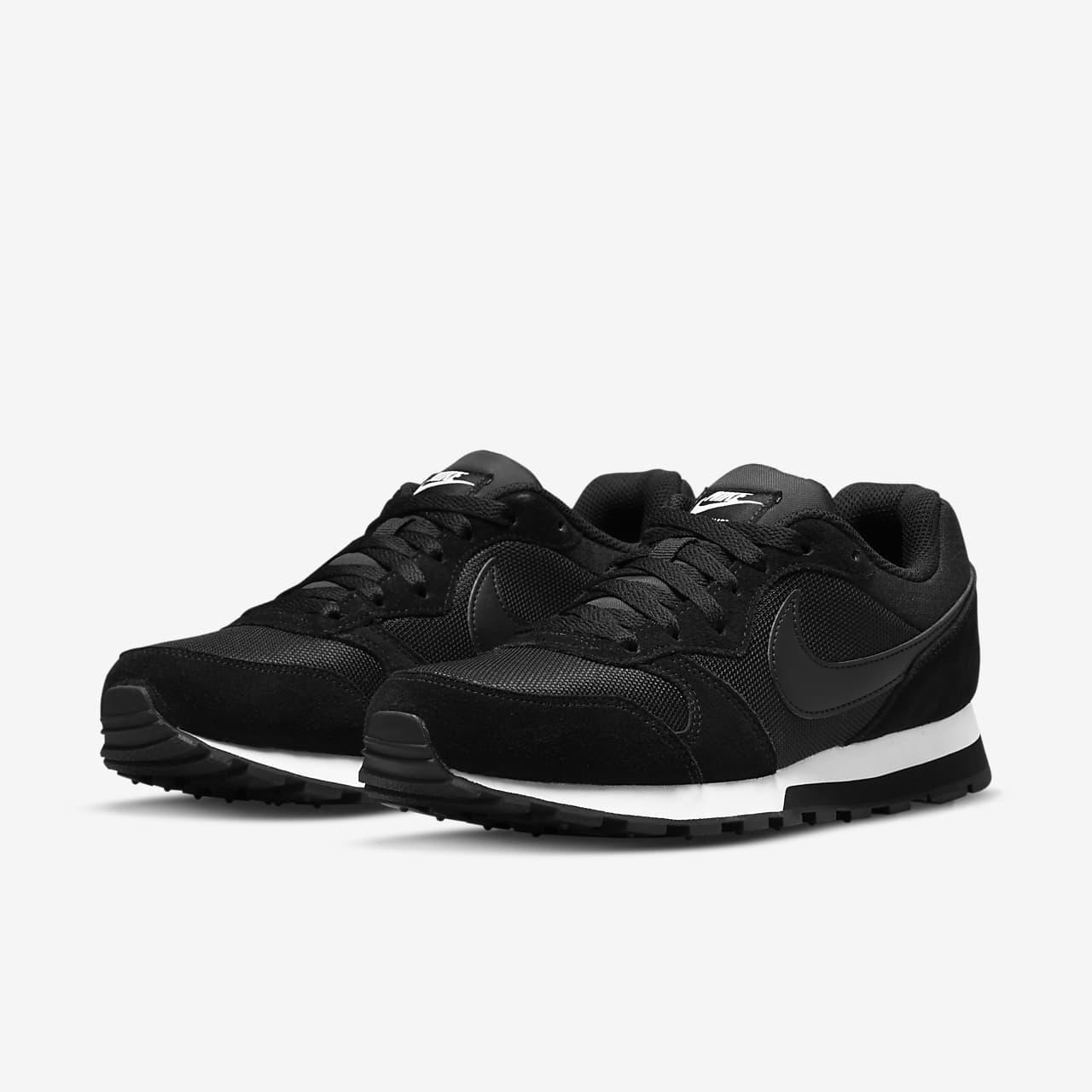 sale retailer e8168 14224 chaussures md runner noir nike