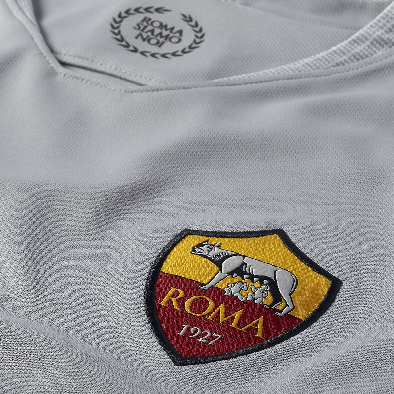 2018 19 A.S. Roma Stadium Away Men s Soccer Jersey. Nike.com 73983c475