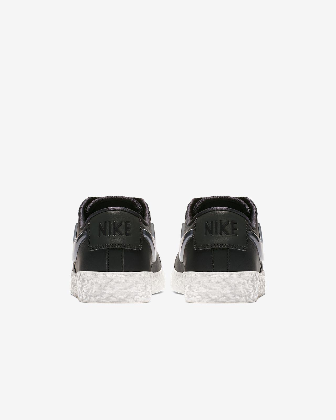 buy popular 2e126 5e78b ... Nike Blazer Low Lux Premium Womens Shoe