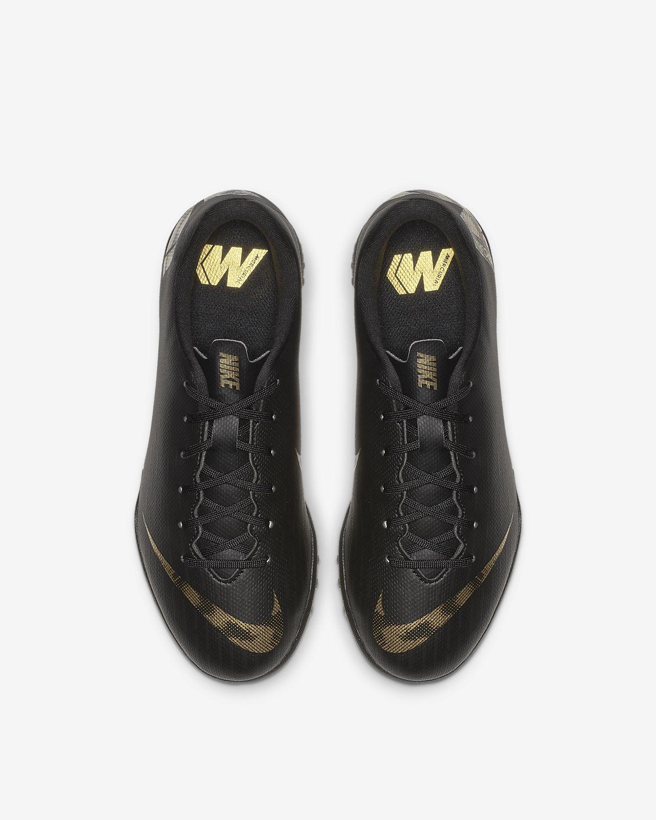 hot sale online b84f1 2d347 ... Buty piłkarskie na nawierzchnię typu turf dla małych/dużych dzieci Nike  Jr. MercurialX Vapor
