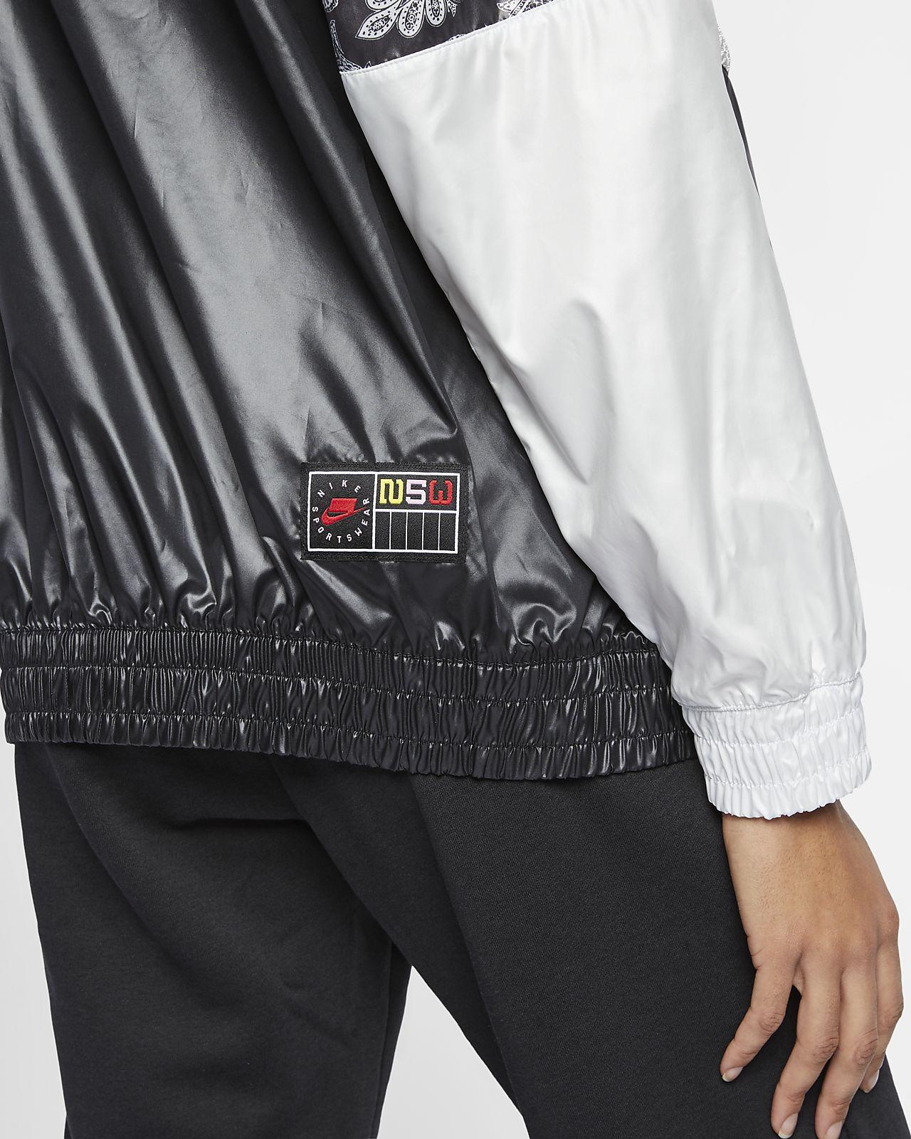 c08e6715058f Nike Sportswear NSW Women s Woven Track Jacket. Nike.com PT