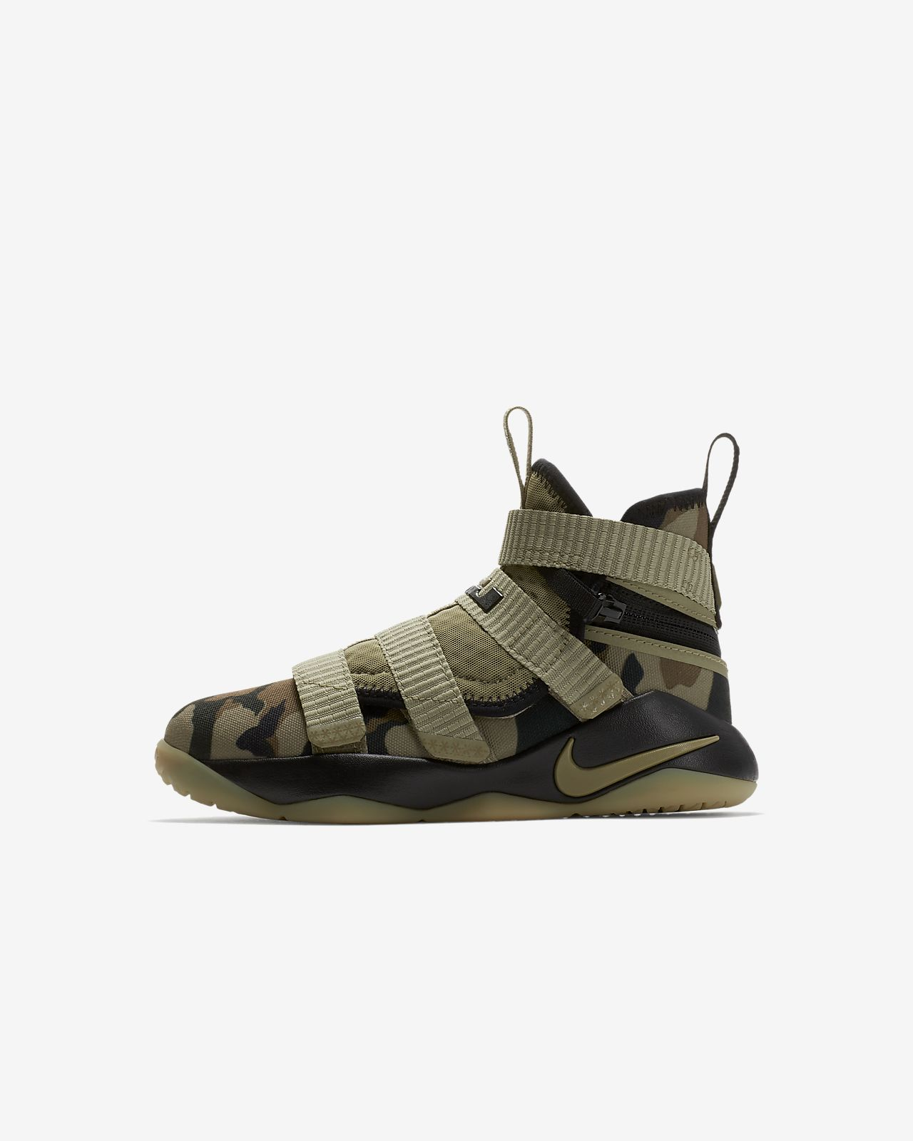 LeBron Soldier 11 FlyEase Little Kids' Shoe