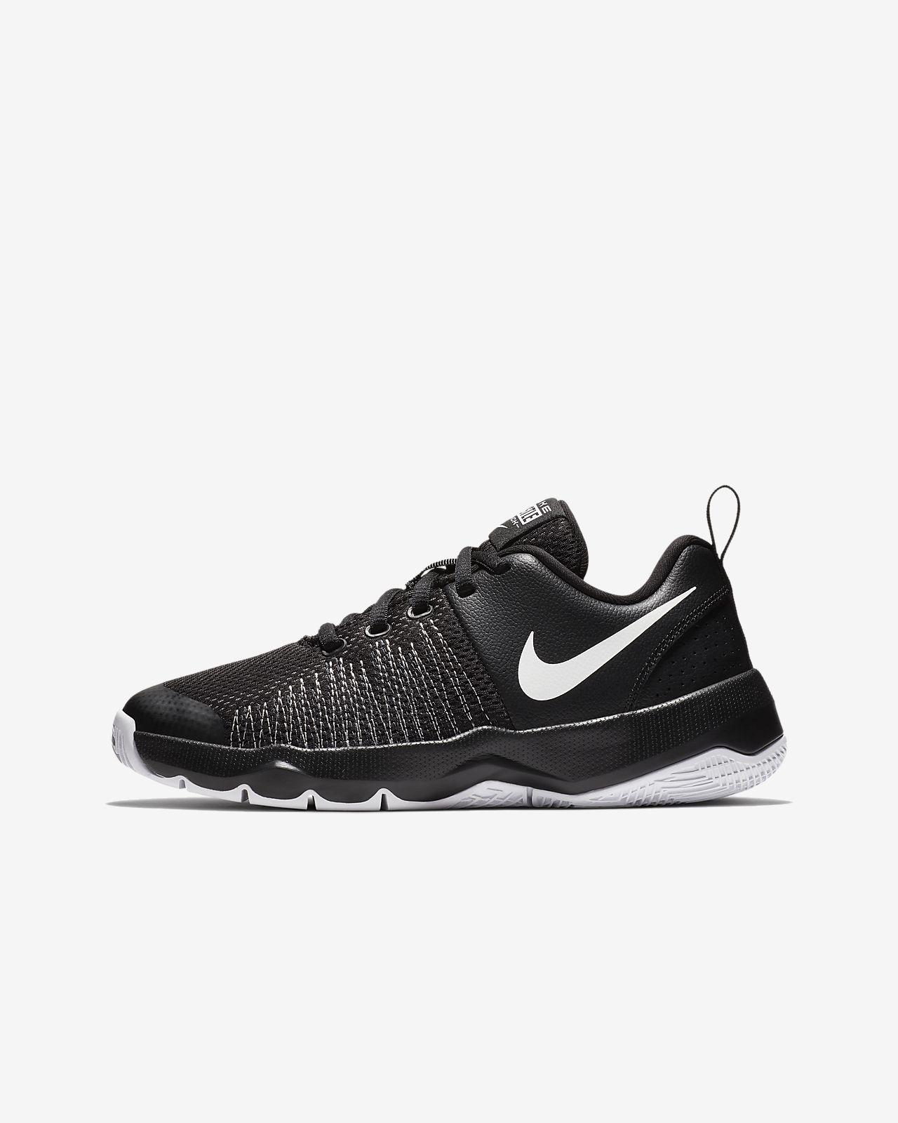 Nike Team Hustle Quick Big Kids' Basketball Shoe