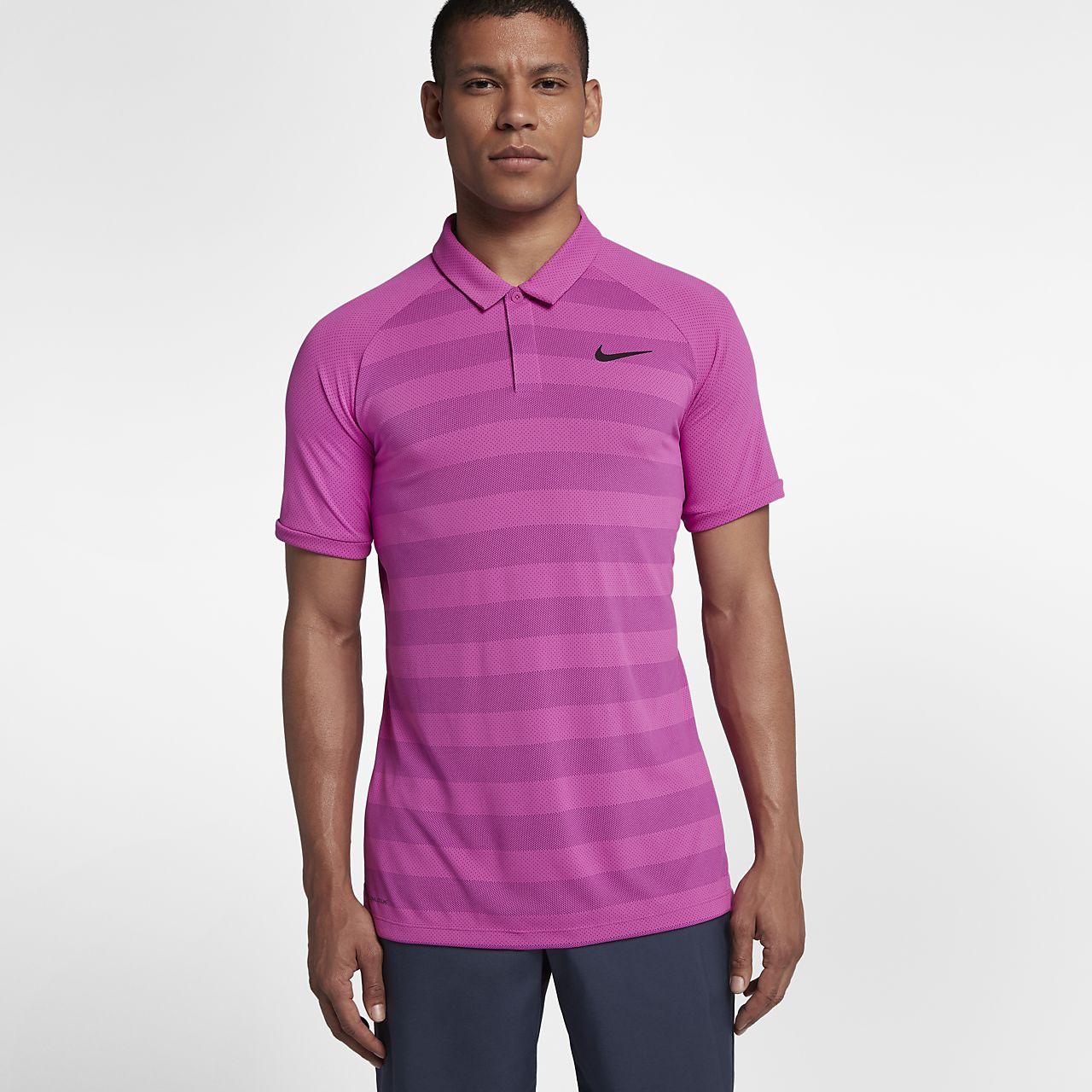 Polo de golfe Nike Zonal Cooling para homem. Nike.com PT 7aebc7ba58b