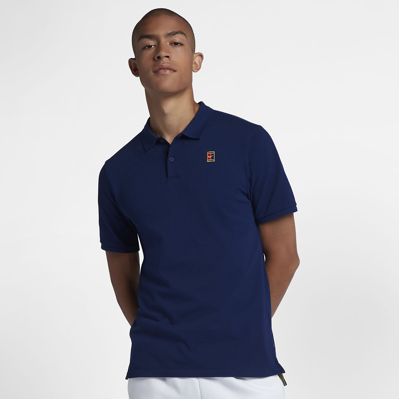 NikeCourt Men's Tennis Polo