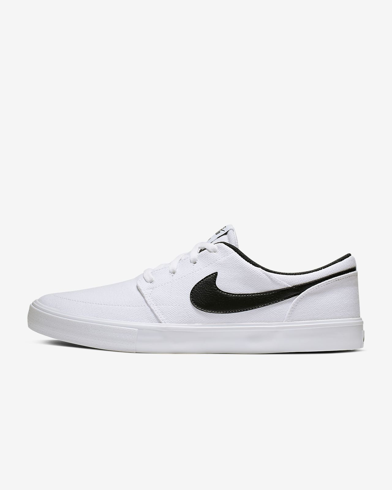 Nike SB Portmore II Solar CNVS男/女滑板鞋