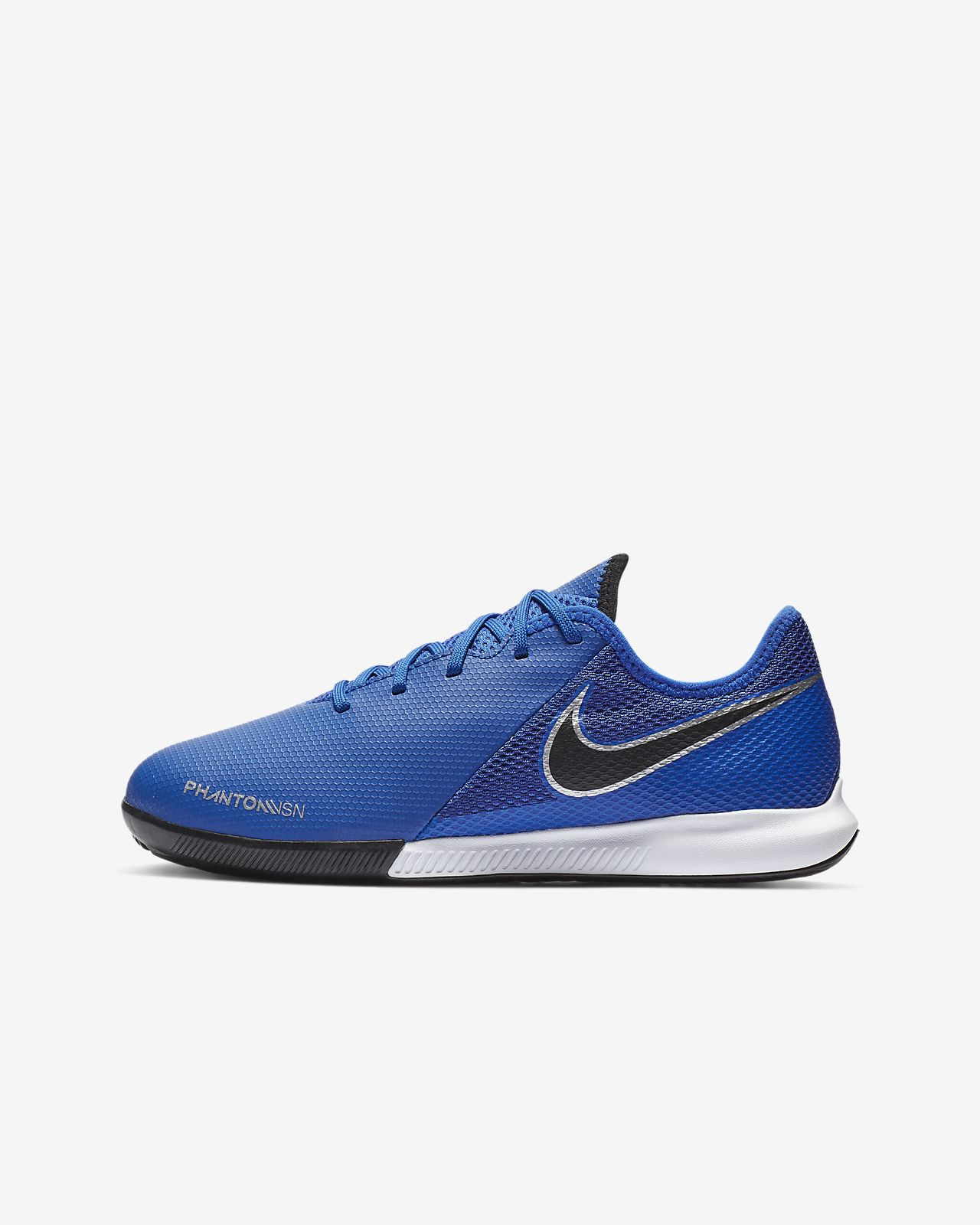 Fotbollssko för inomhusplan/futsal/street Nike Jr. Phantom Vision Academy IC för barn/ungdom