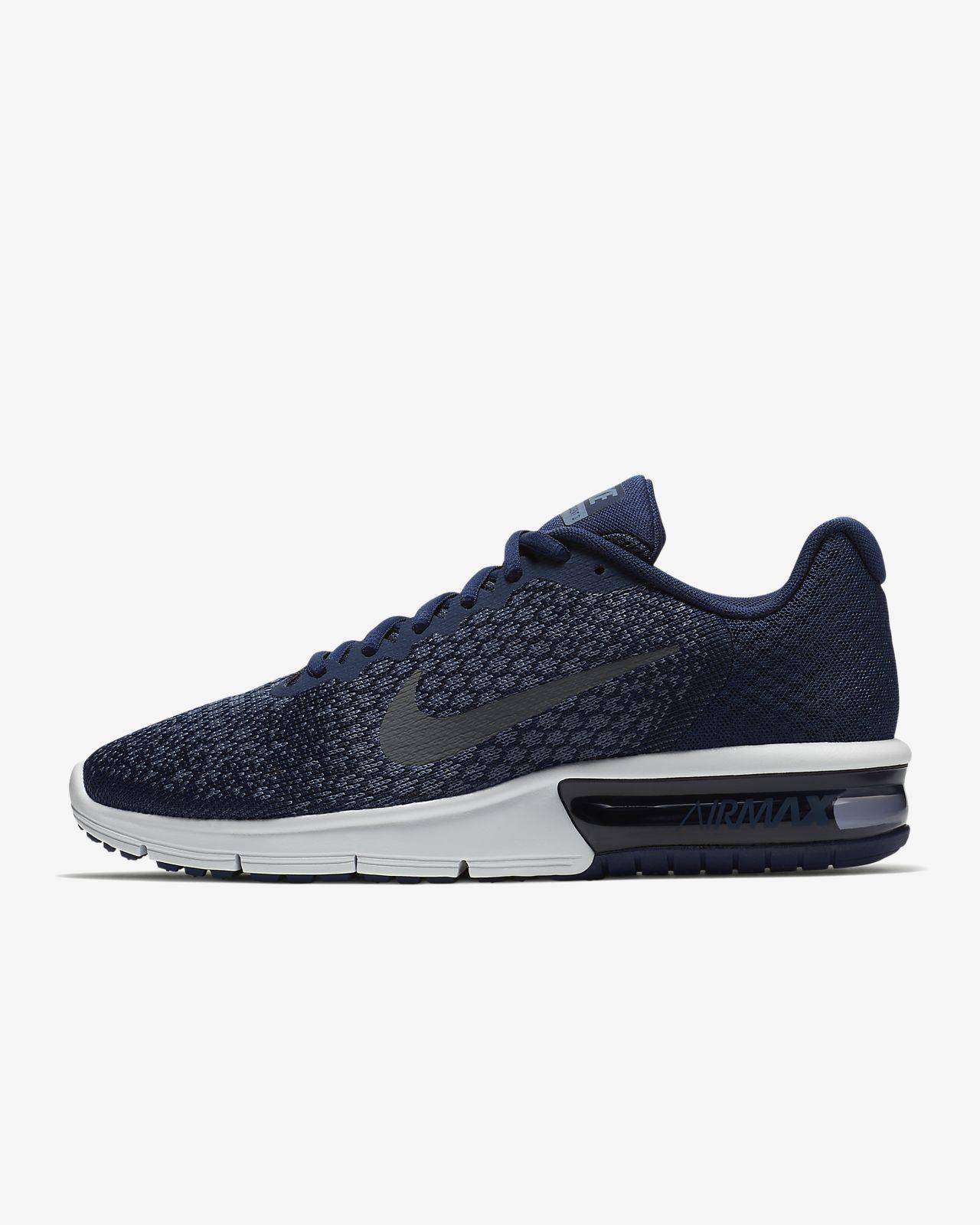 free shipping 8f86b 7e104 ... Nike Air Max Sequent 2 Erkek Ayakkabısı