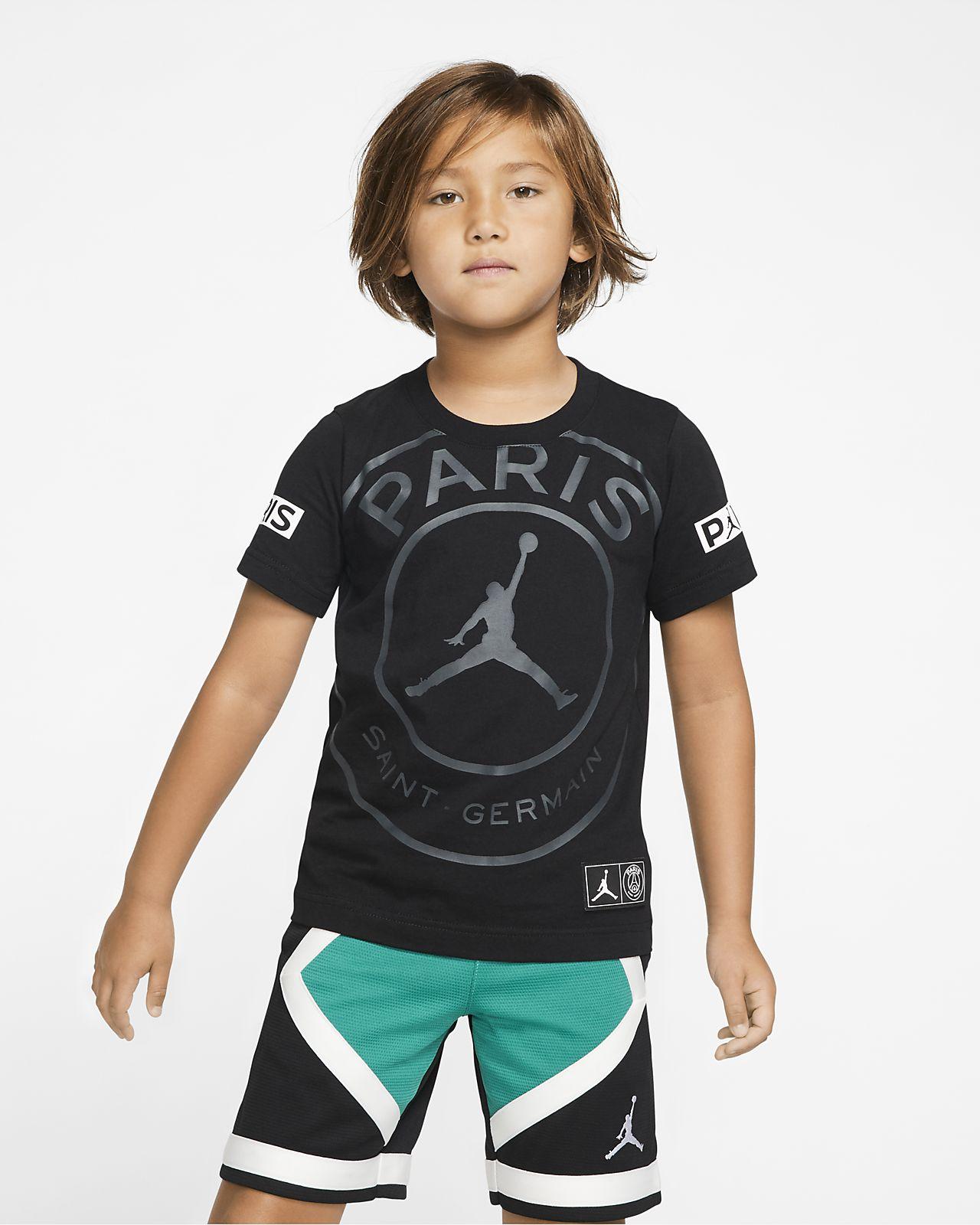 Short en tissu Fleece Jordan Air pour Jeune enfant