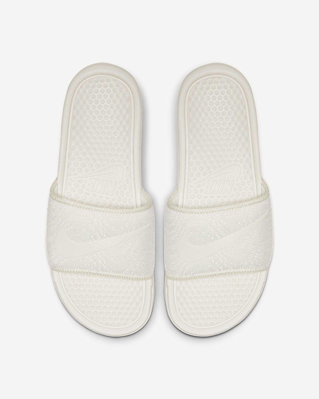 02d5cda87f23 Claquette Nike Benassi JDI TXT SE pour Femme. Nike.com BE