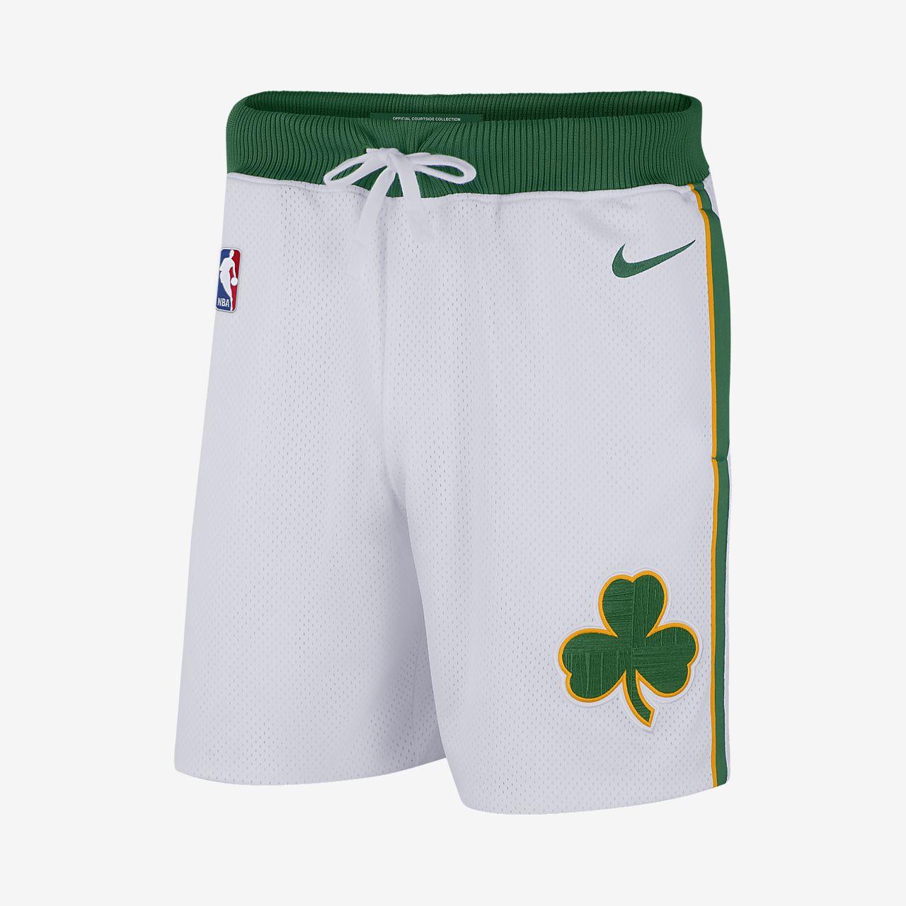Calções NBA Boston Celtics Nike Courtside para homem
