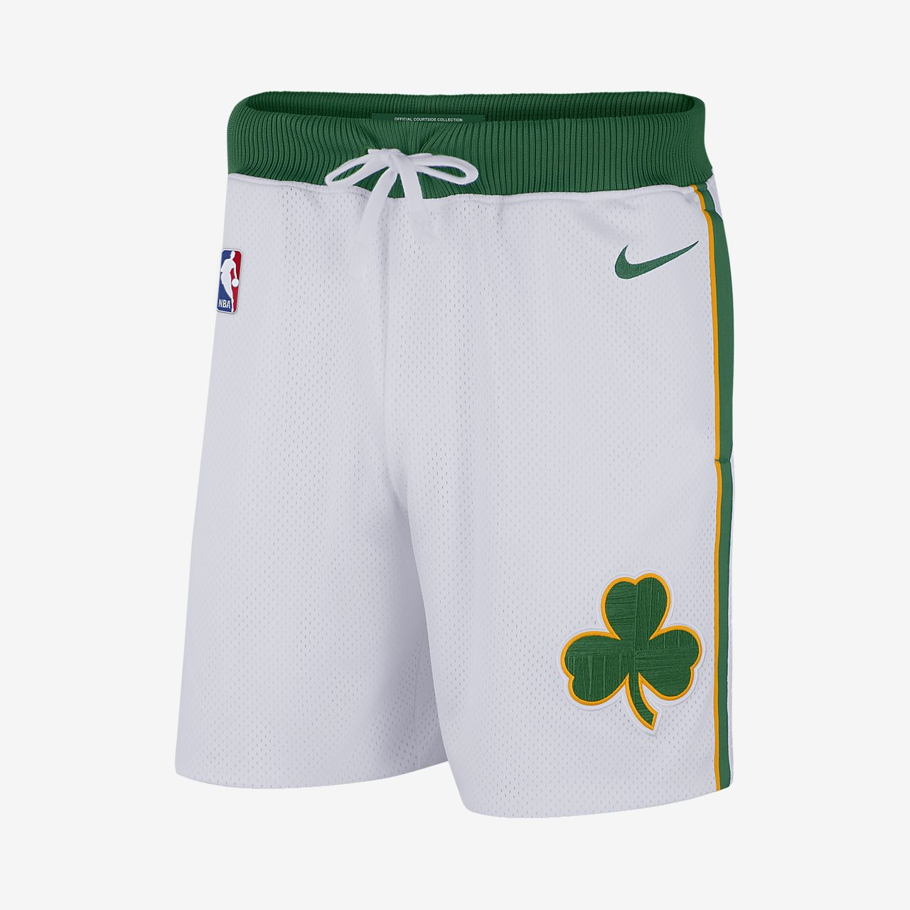 Short NBA Boston Celtics Nike Courtside pour Homme