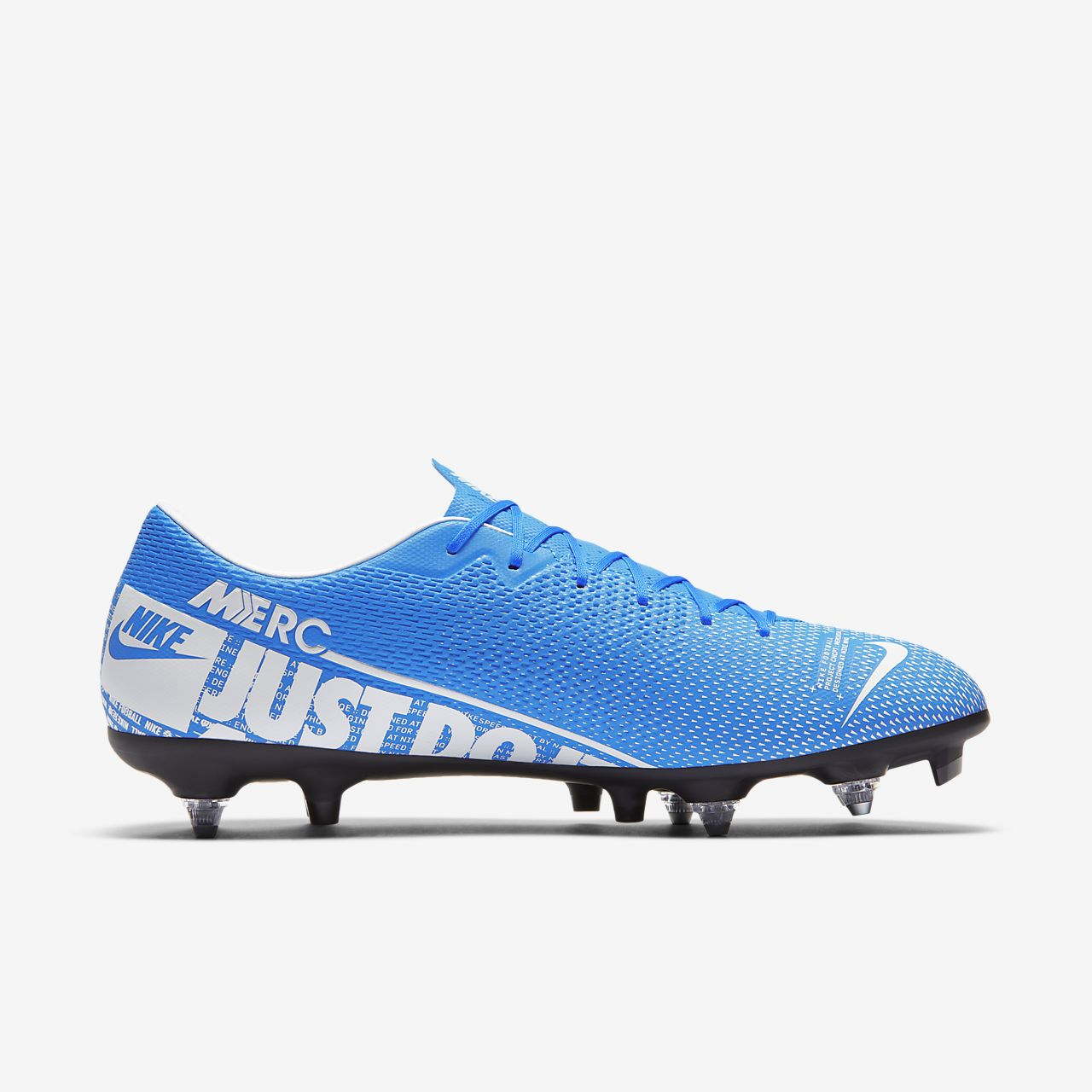 nike mercurial terreni morbidi