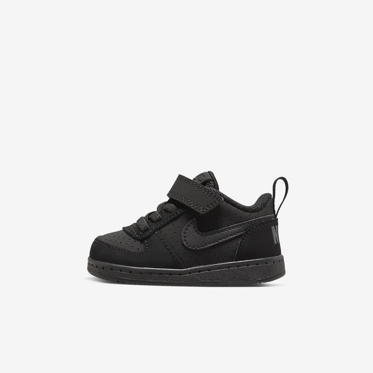 Chaussure NikeCourt Borough Low pour Bébé et Petit enfant